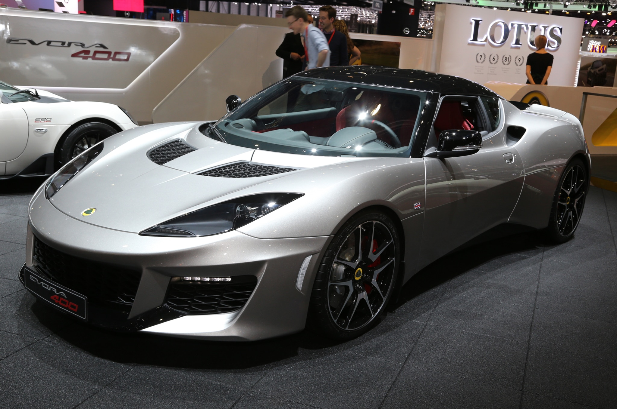Lotus Evora 400 Roadster To Launch In Fall 2016