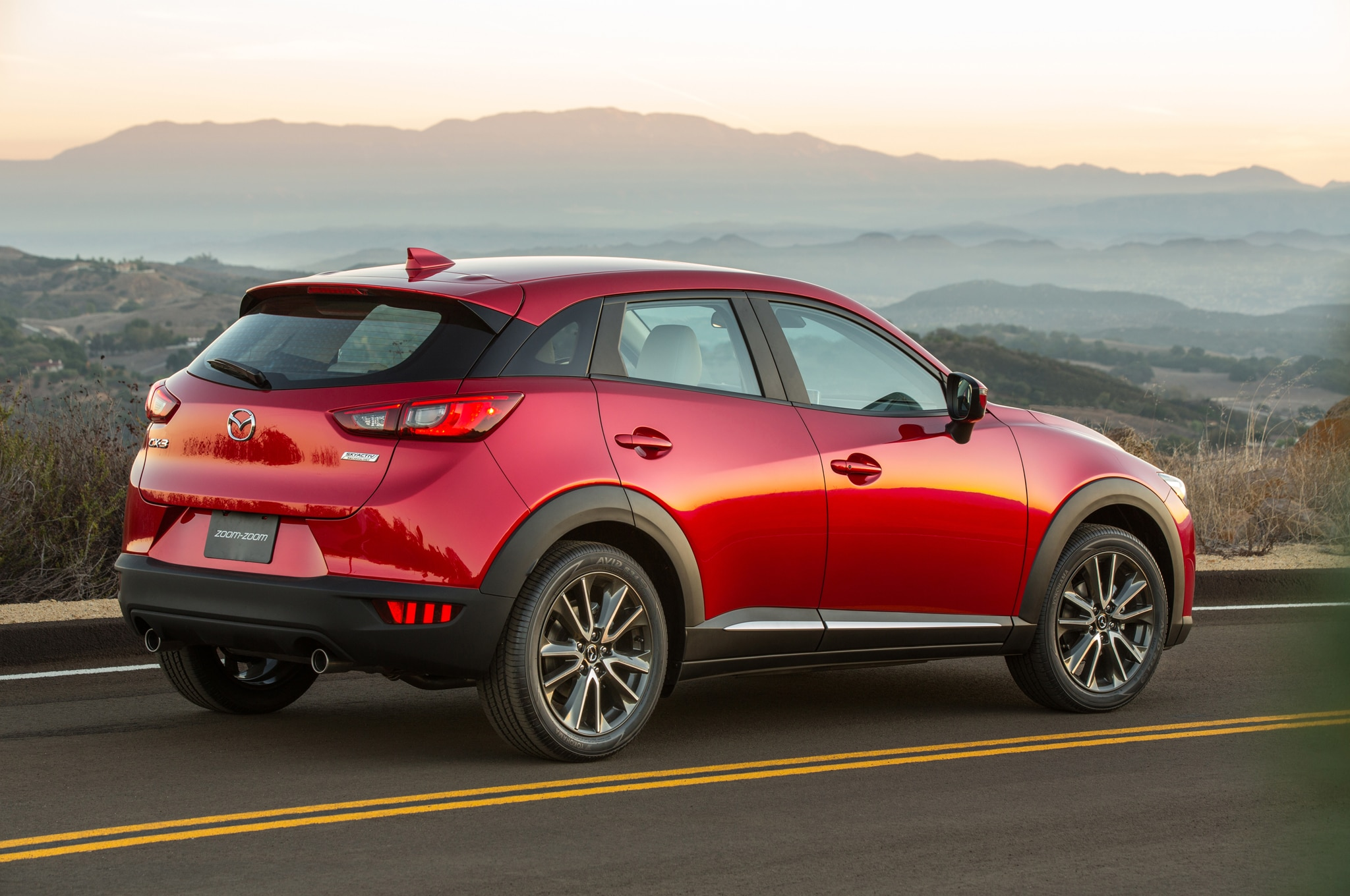 2016 mazda cx 3 pricing announced. Black Bedroom Furniture Sets. Home Design Ideas