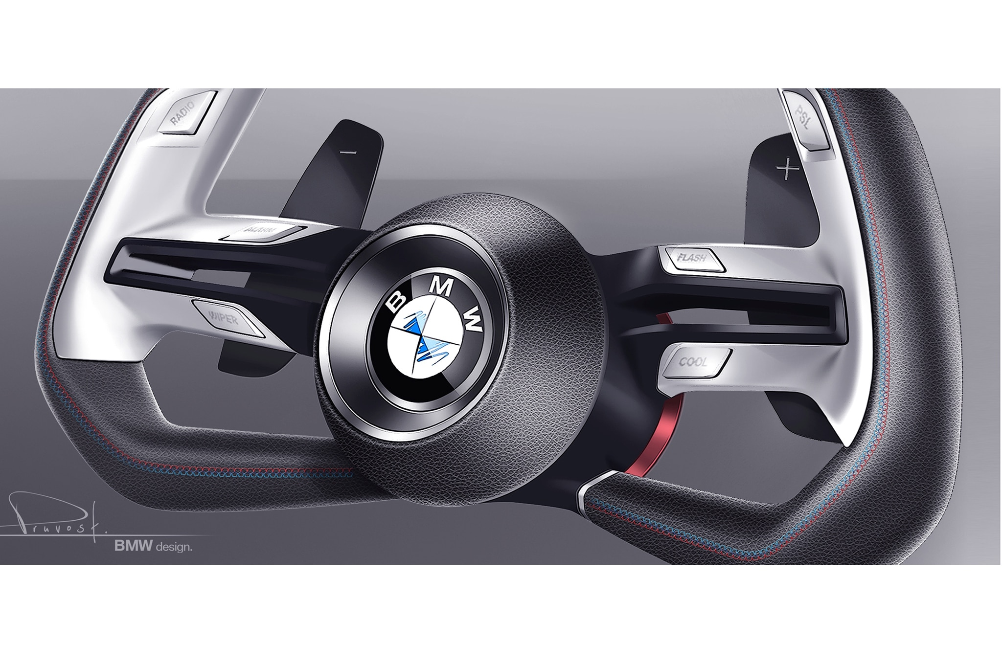 bmw teases two new concepts for monterey. Black Bedroom Furniture Sets. Home Design Ideas