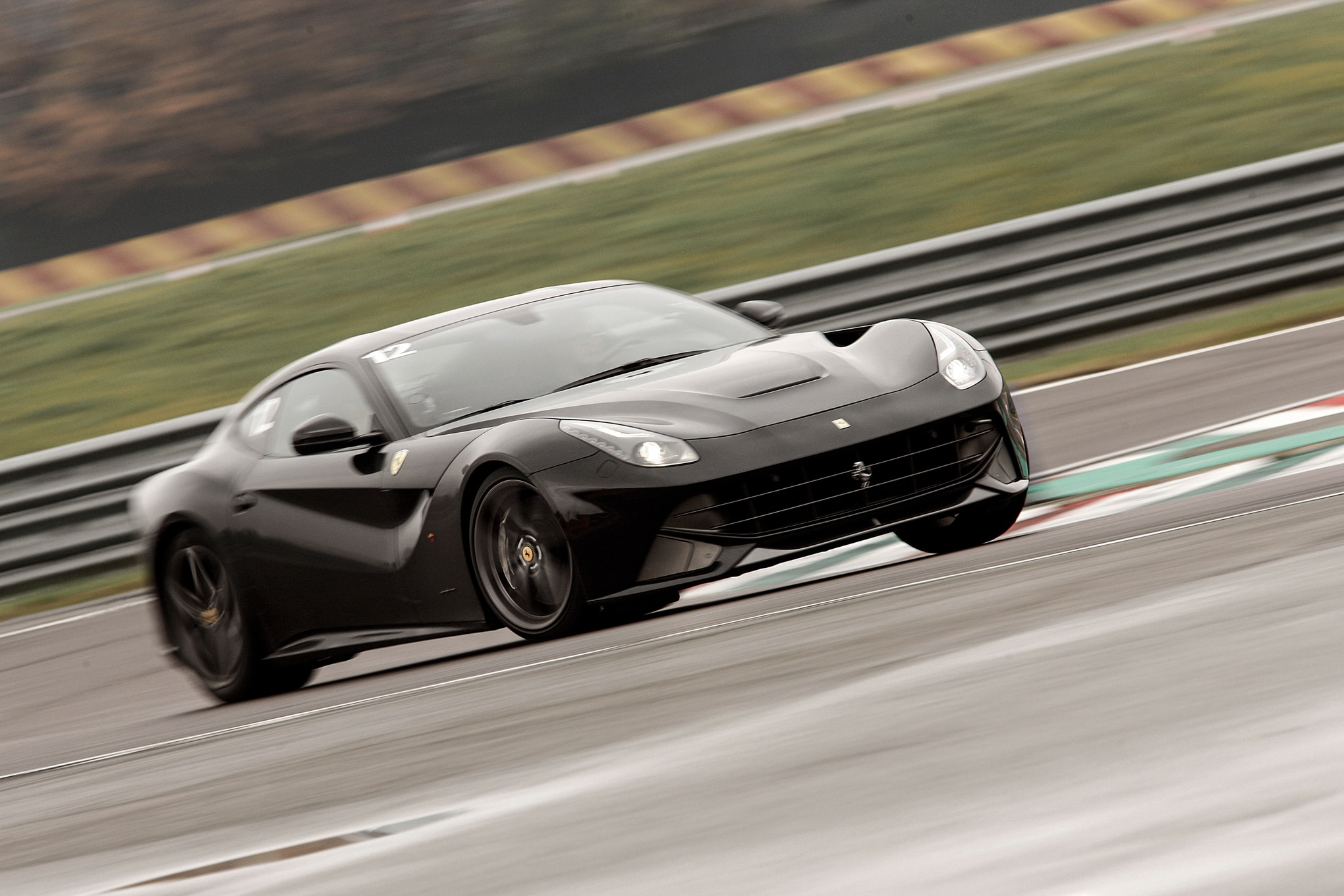 a report on ferrari Not every automaker is able to sell out a production run of a new vehicle before one is even built, and without having to do any media advertising at a gathering of ferrari dealers and vip.