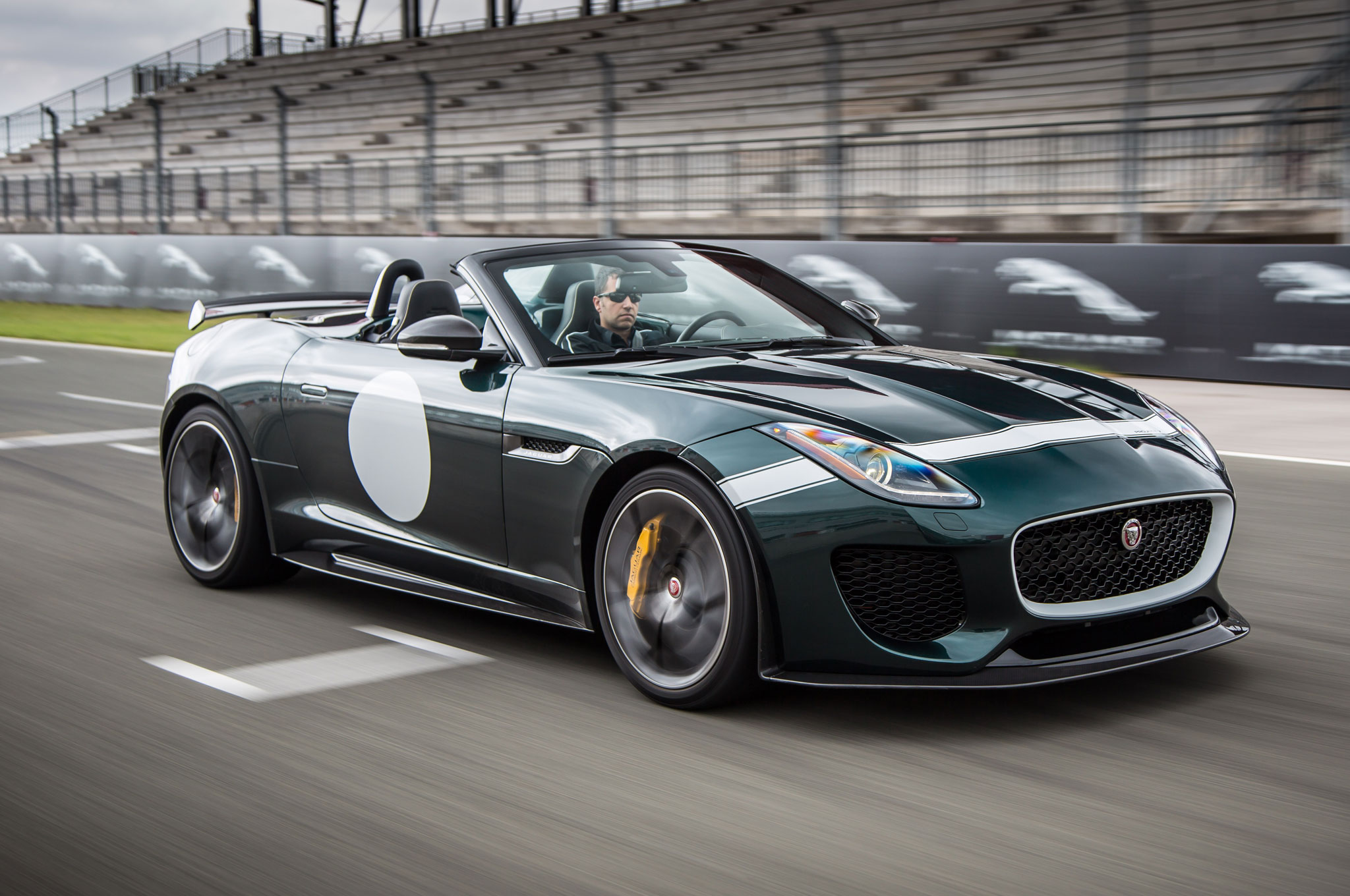 jaguar f type project 7 review. Black Bedroom Furniture Sets. Home Design Ideas