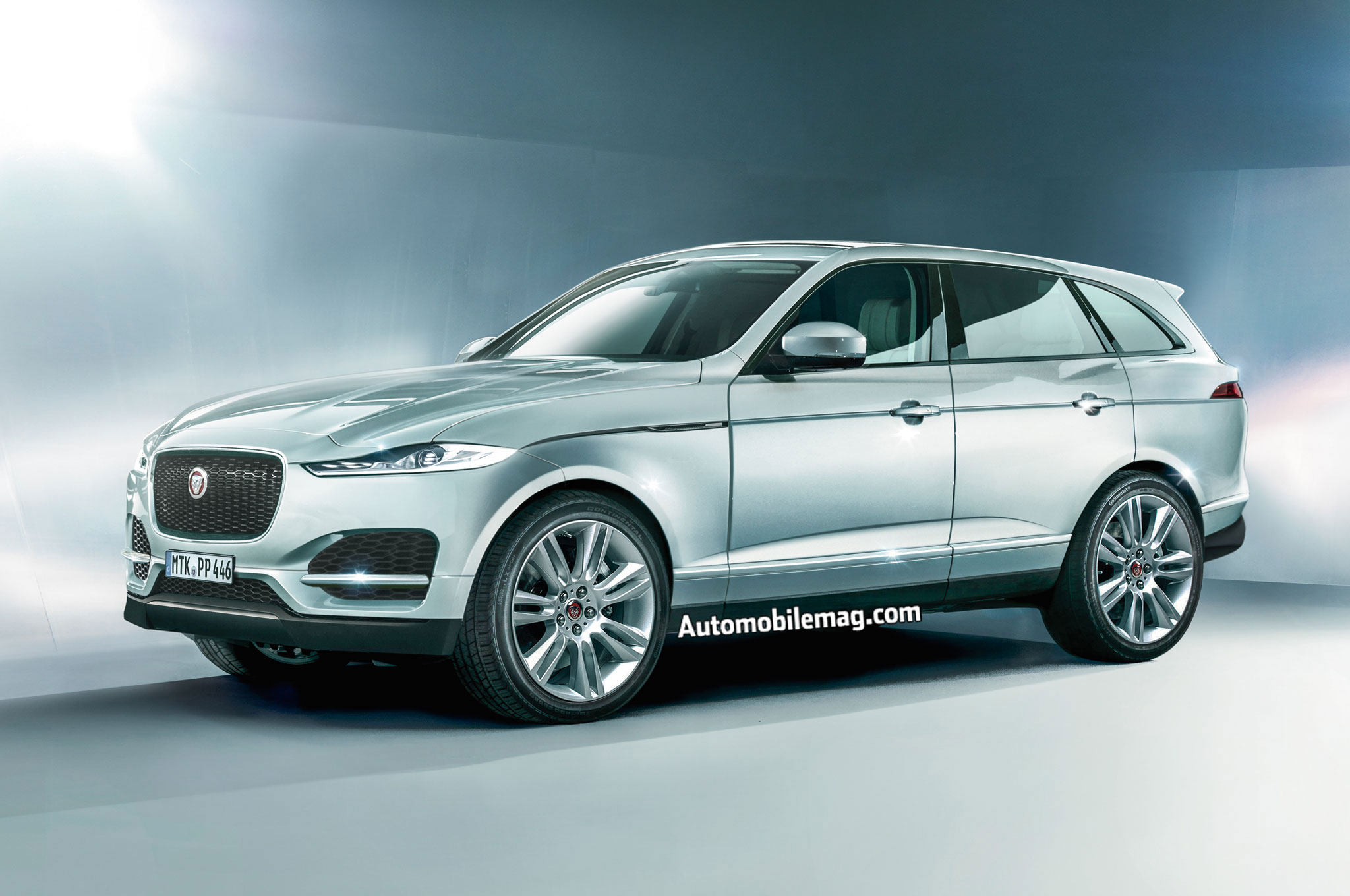 Future Suvs From Jeep Jaguar Land Rover Lamborghini