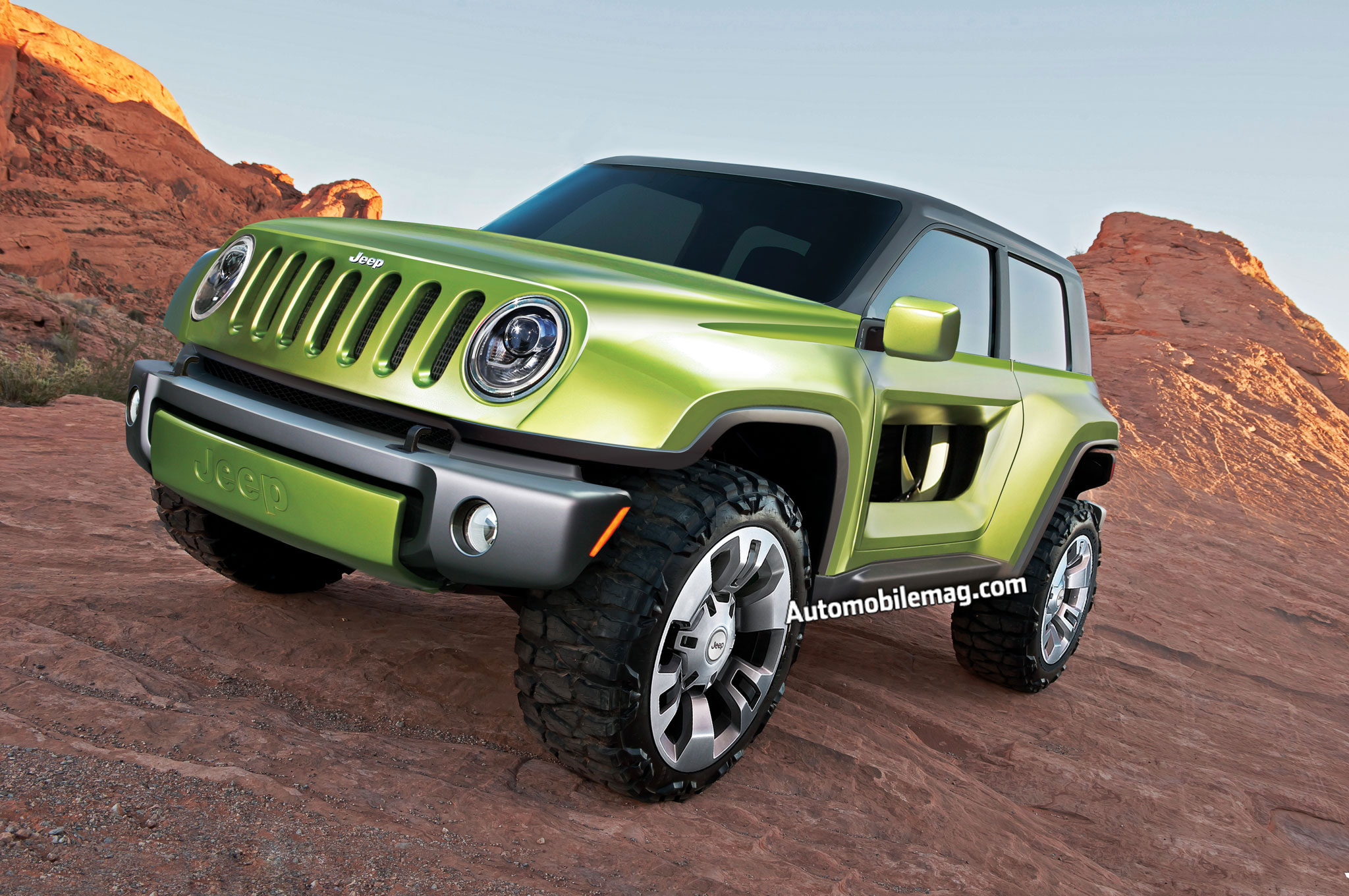 Nuova Jeep Wrangler 2019 >> Future SUVs from Jeep, Jaguar, Land Rover, Lamborghini, Tesla, Honda
