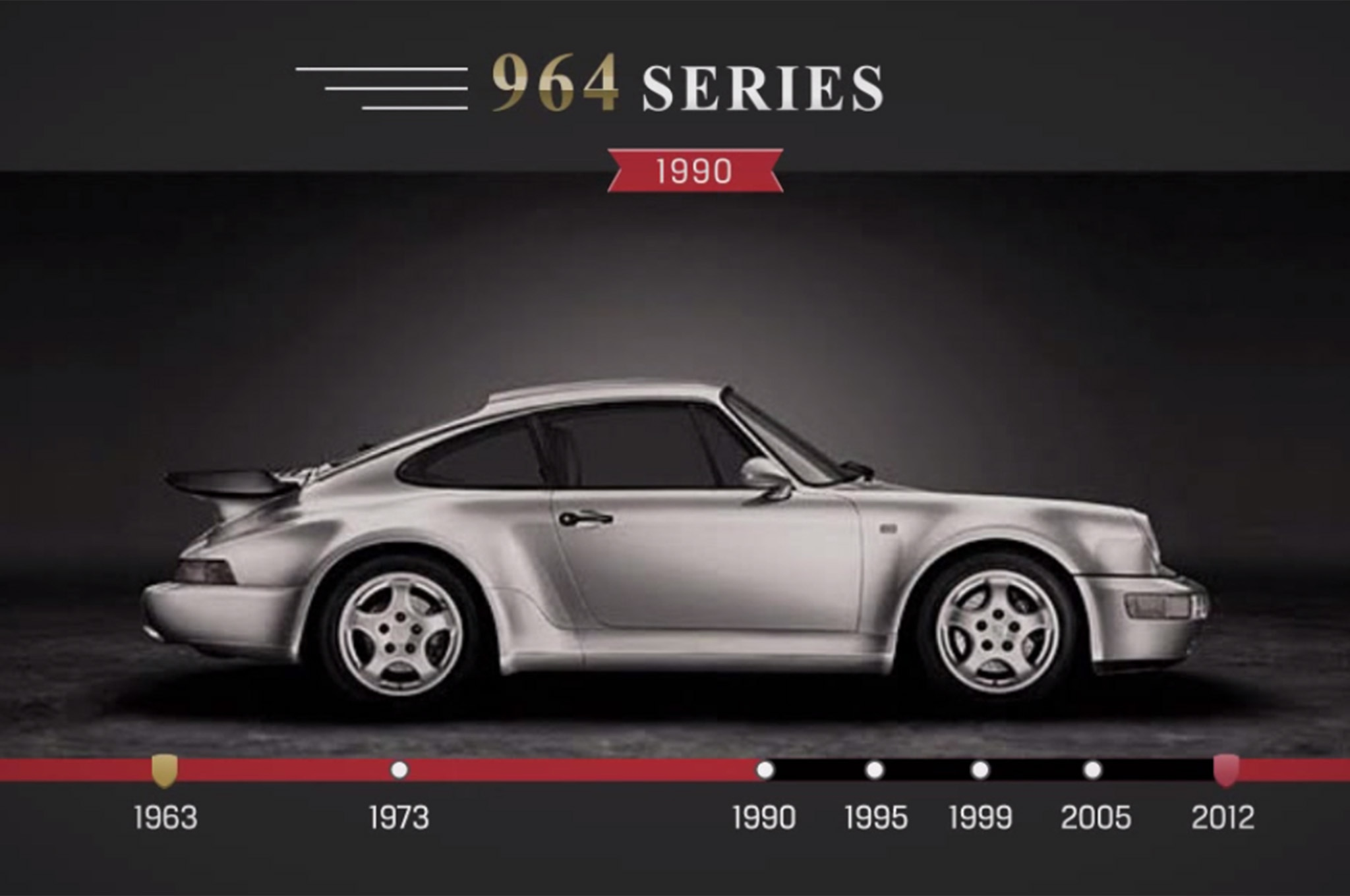 watch 50 years of porsche 911 evolution. Black Bedroom Furniture Sets. Home Design Ideas