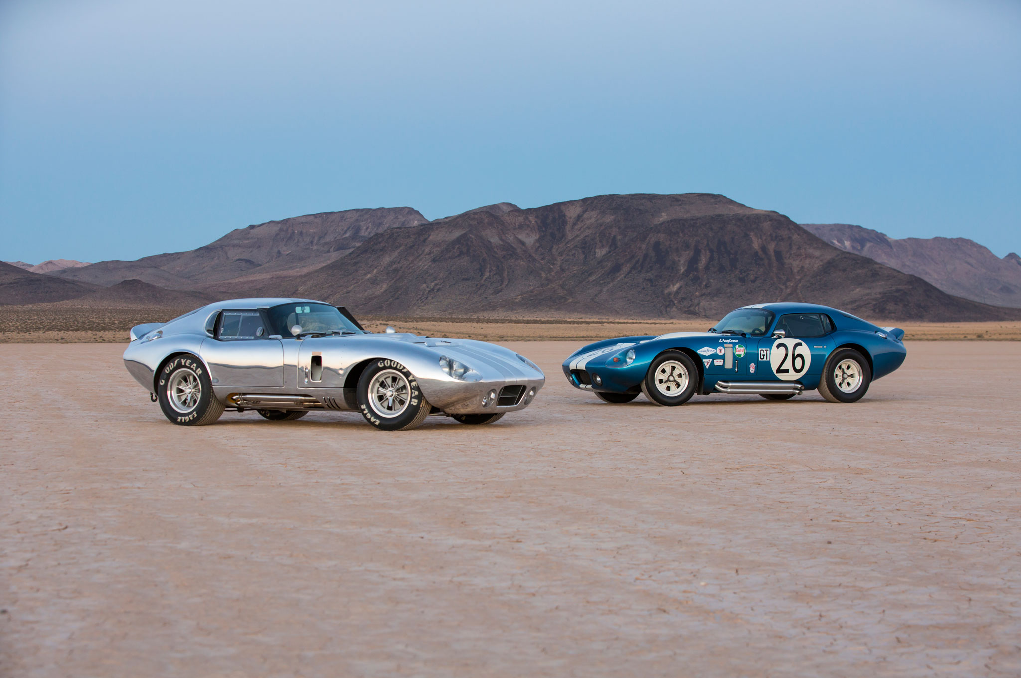 Shelby American Unveils Continuation Shelby Cobra Daytona Coupe