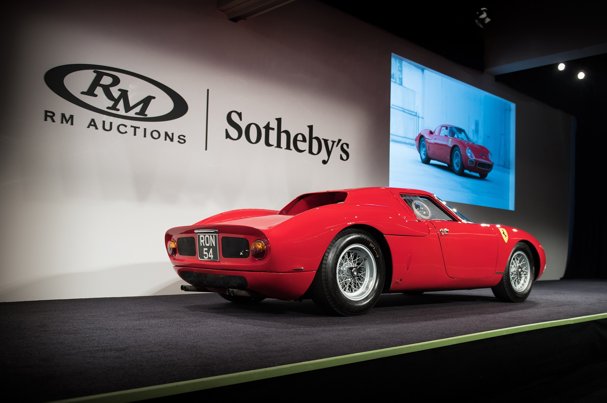 2015 Monterey Car Week Auction Wrap Up Over 340 Million