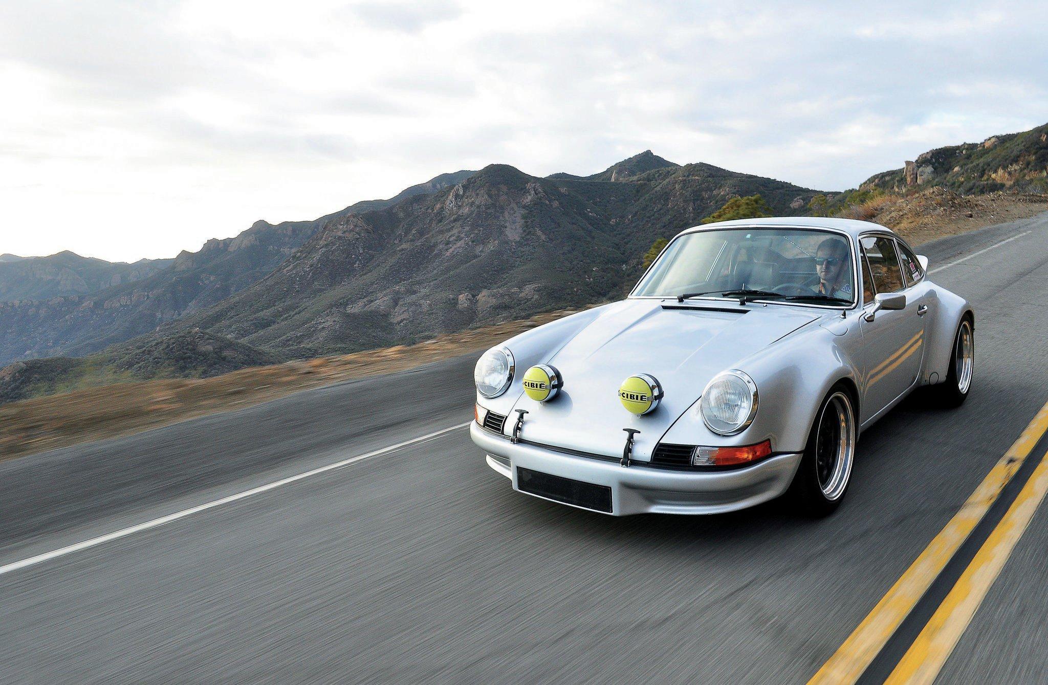 Acura Santa Monica >> Meet the 1969 Porsche 911T Designed for Canyon-Carving