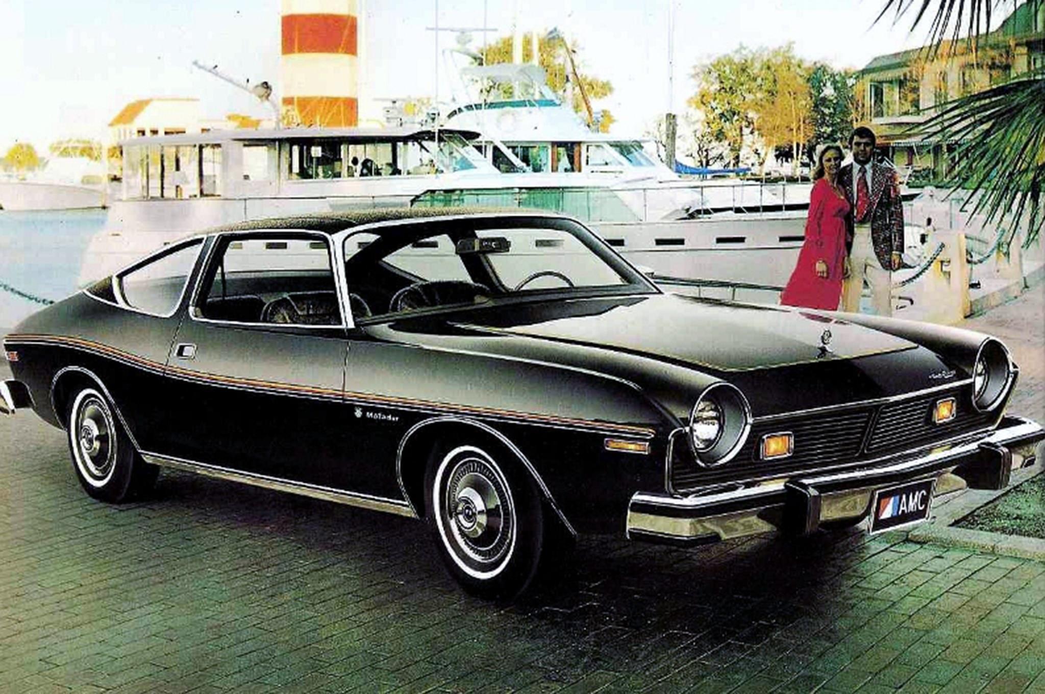 Matador Car: The 10 Strangest Special-Edition Cars