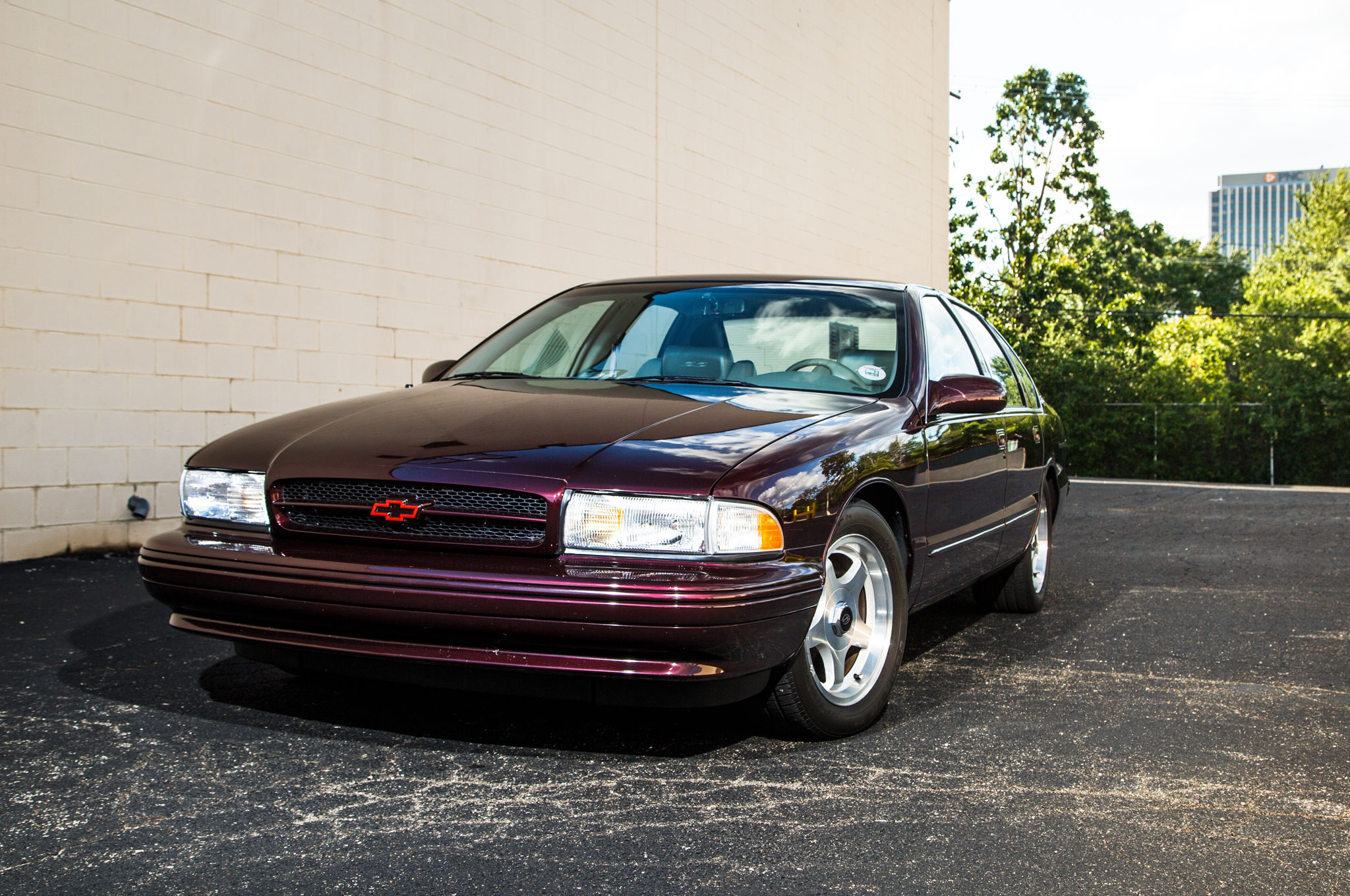 Collectible Classic 19941996 Chevrolet Impala SS