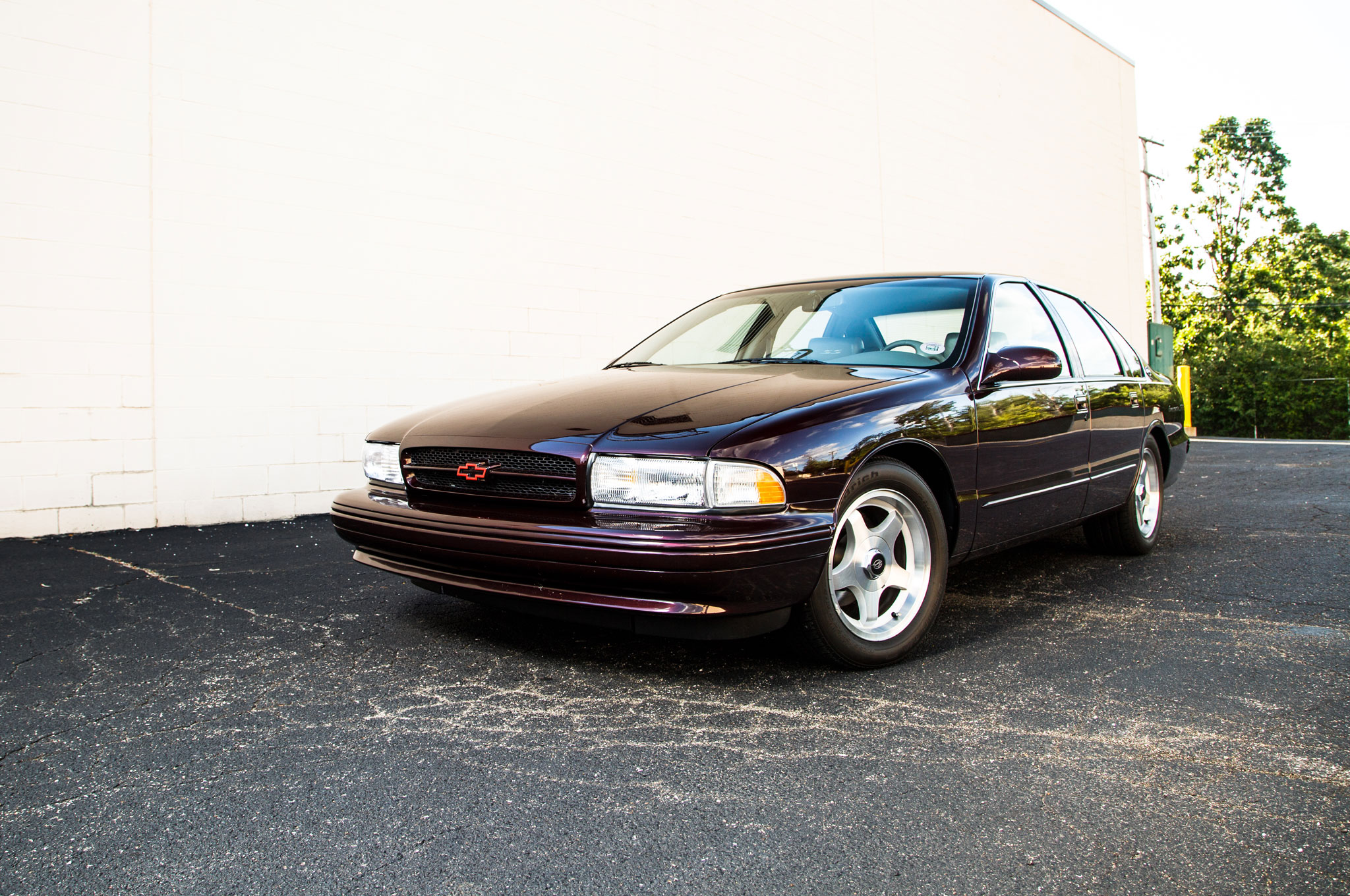 collectible classic 1994 1996 chevrolet impala ss. Black Bedroom Furniture Sets. Home Design Ideas
