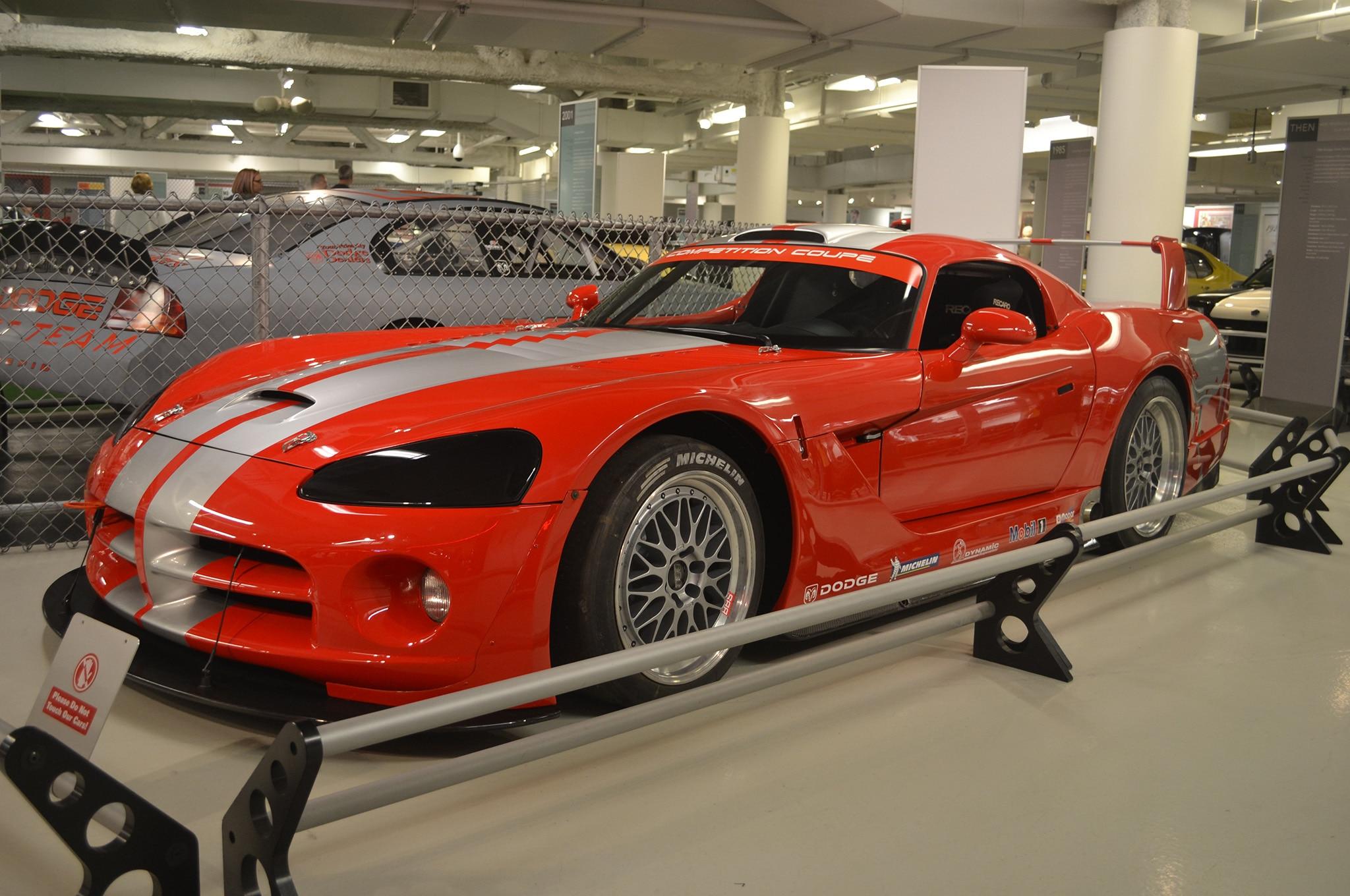 2000 Dodge Viper GT S