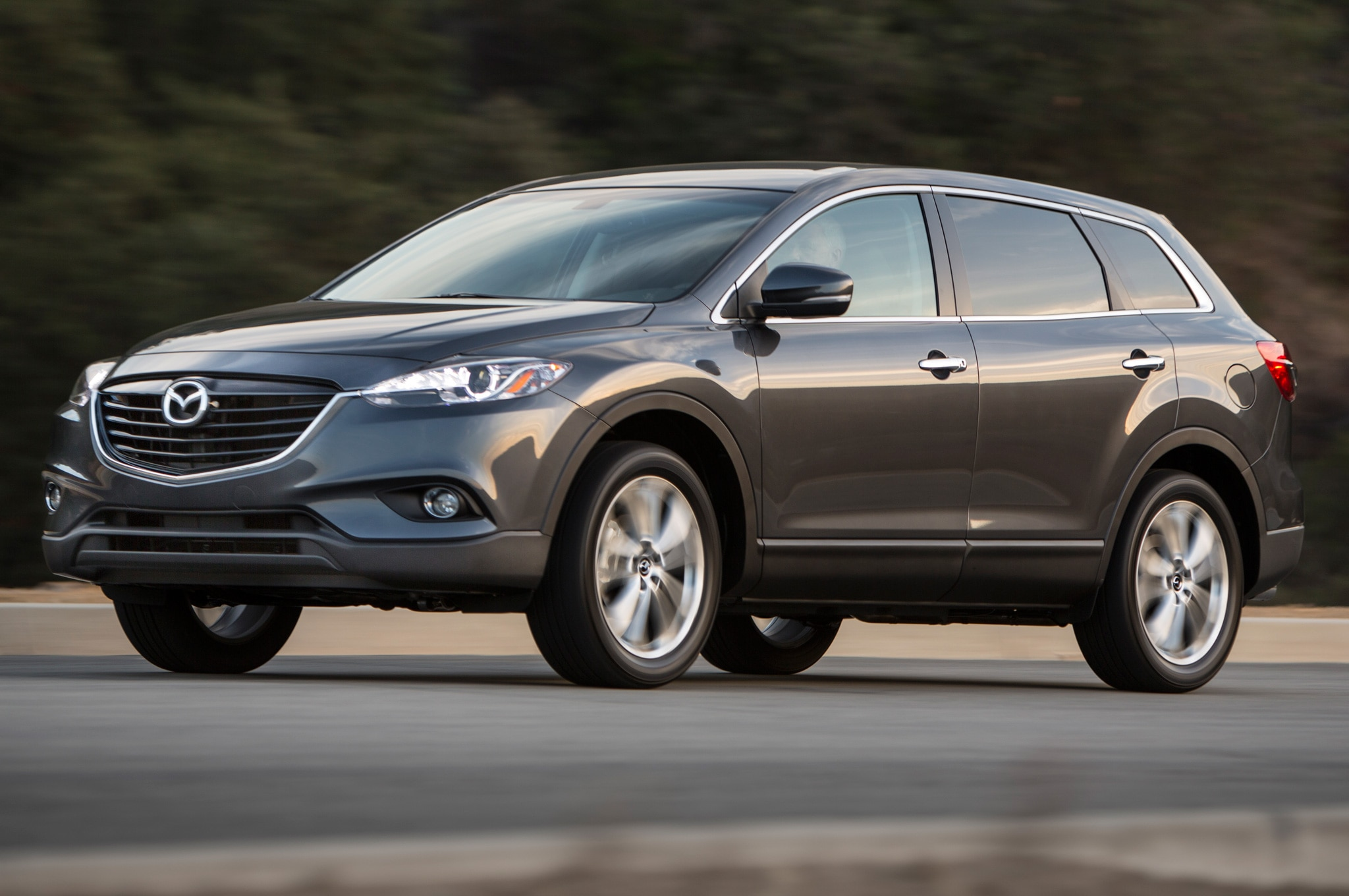 Mazda Airbag Recall >> Recalls: Dodge Charger Airbag Module, Mazda CX-9 Suspension