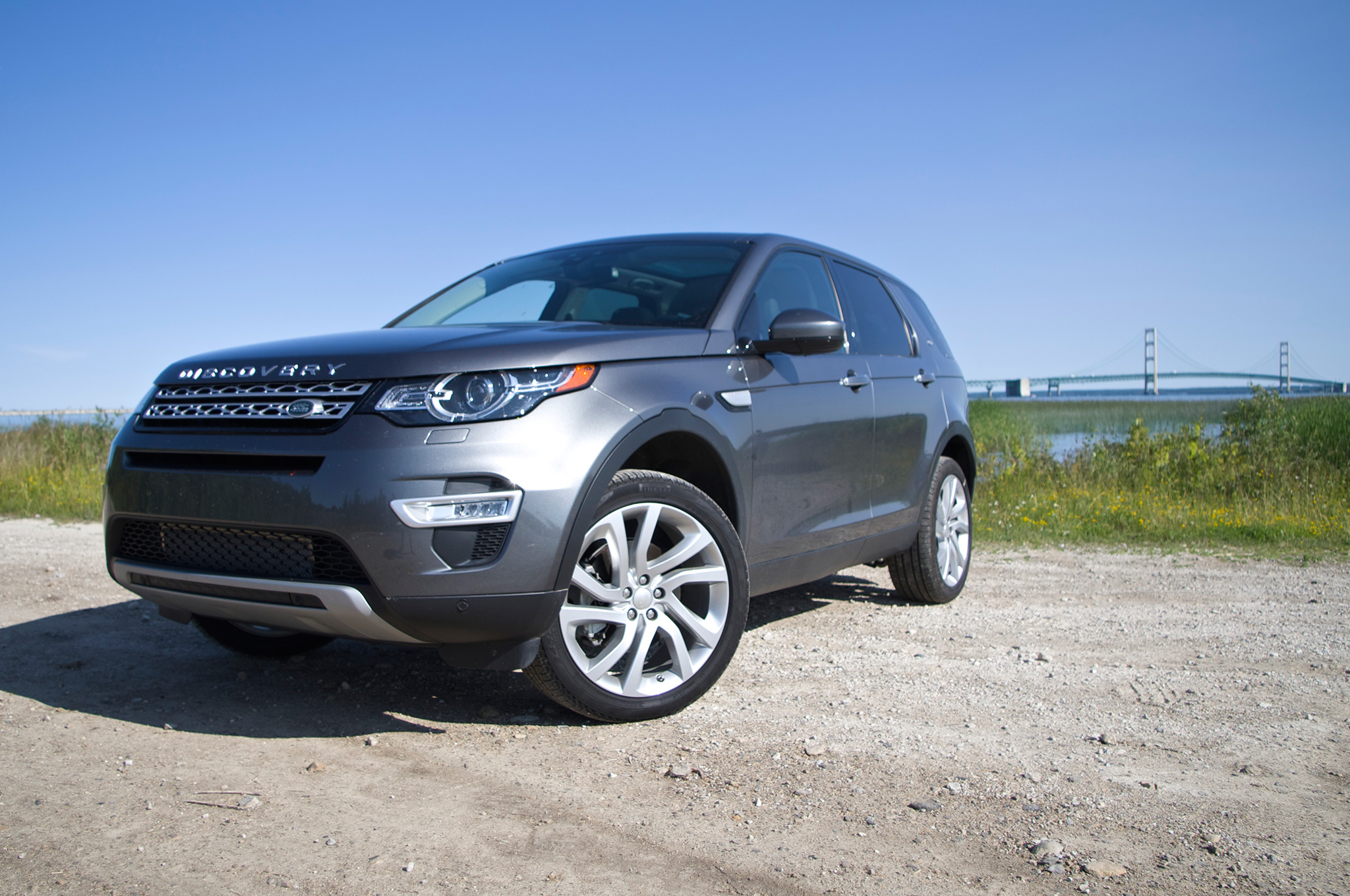 2015 land rover discovery sport hse luxury review. Black Bedroom Furniture Sets. Home Design Ideas