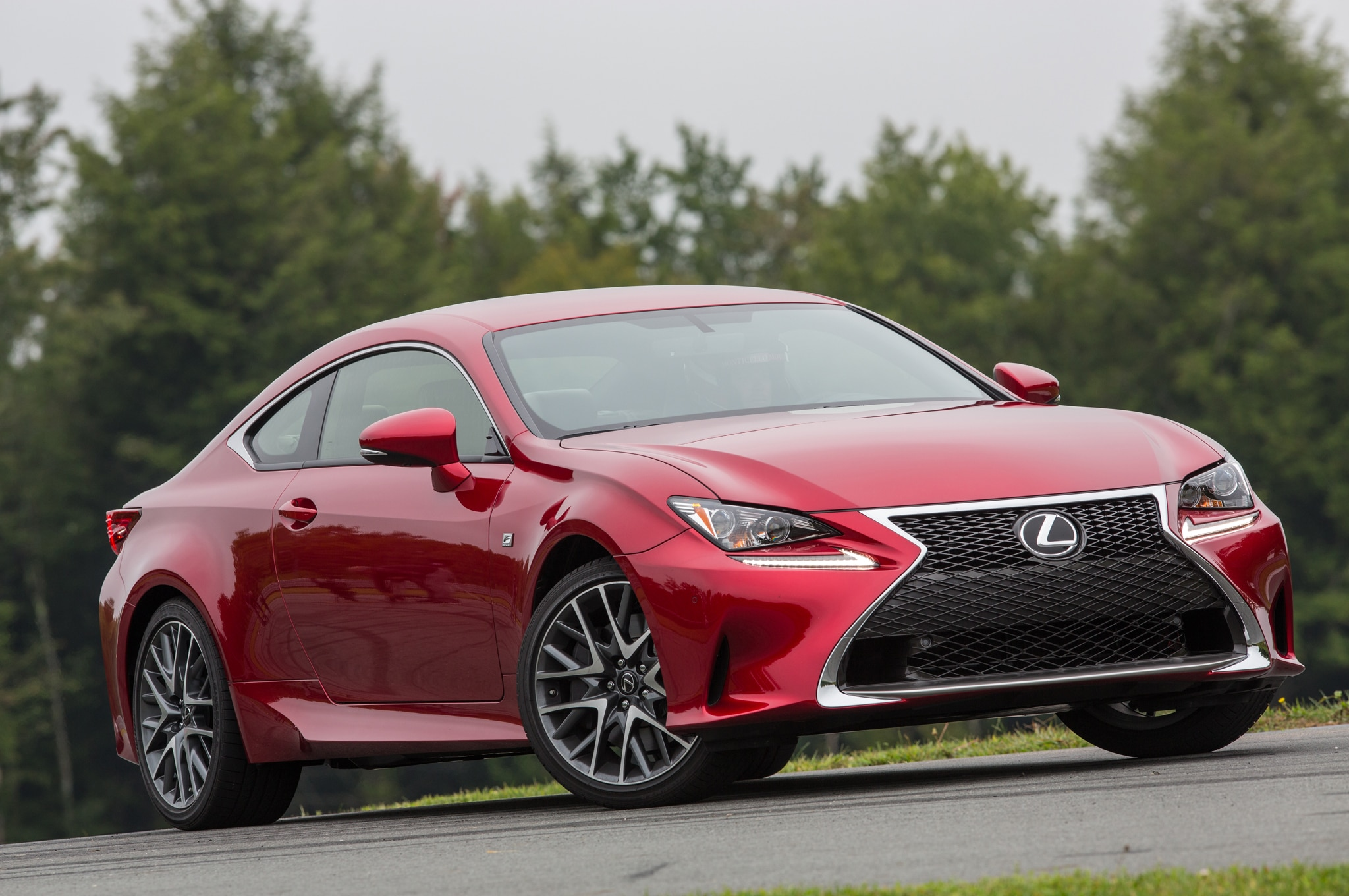 2016 lexus rc 200t confirmed for u s with turbo four engine. Black Bedroom Furniture Sets. Home Design Ideas