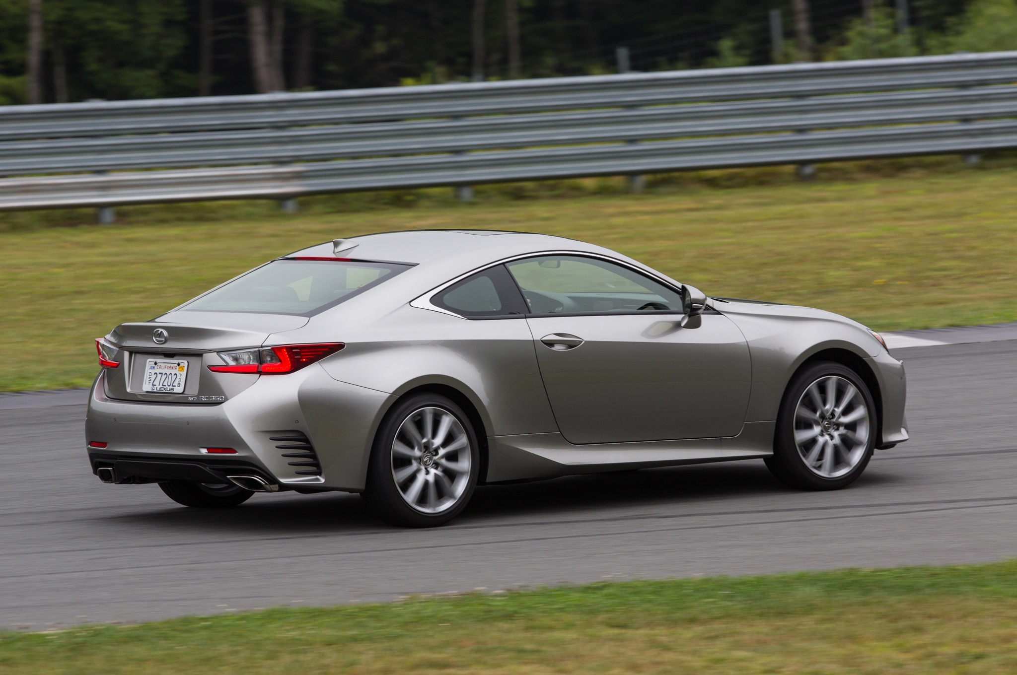 2016 Lexus RC 200t Confirmed for US with TurboFour Engine