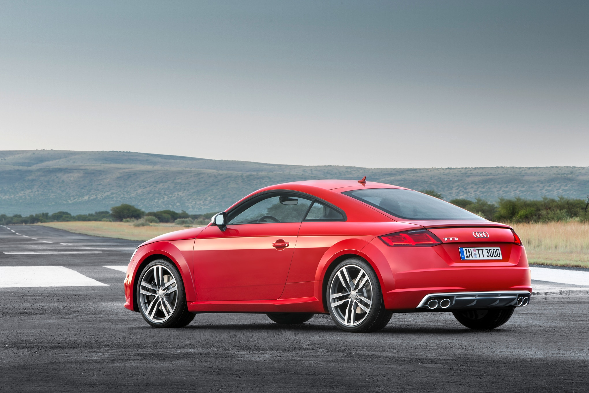 2016 Audi TT Coupe USSpec Review