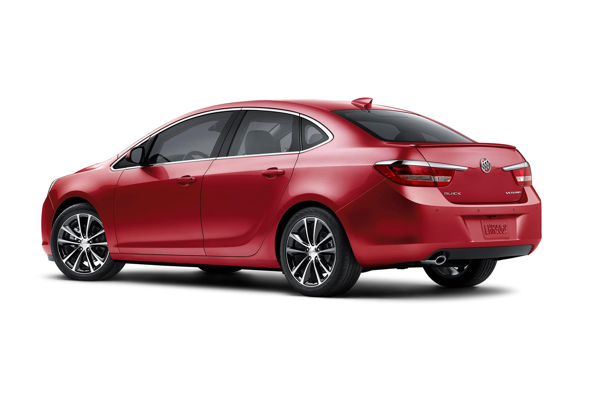 Buick Encore For Sale >> 2016 Buick Regal, LaCrosse, Verano Add Sport Touring Trim