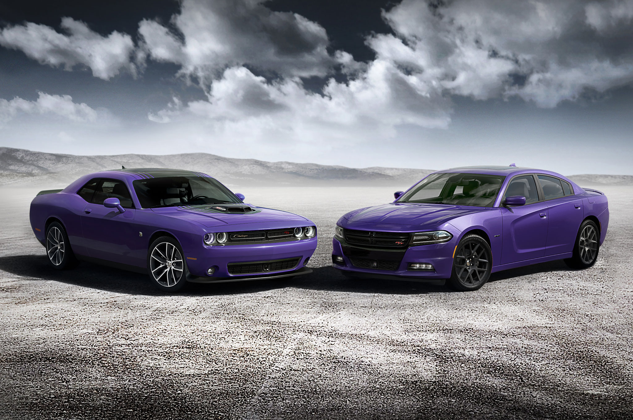 2016 Dodge Charger Challenger Add Plum Crazy Paint Option HD Wallpapers Download free images and photos [musssic.tk]