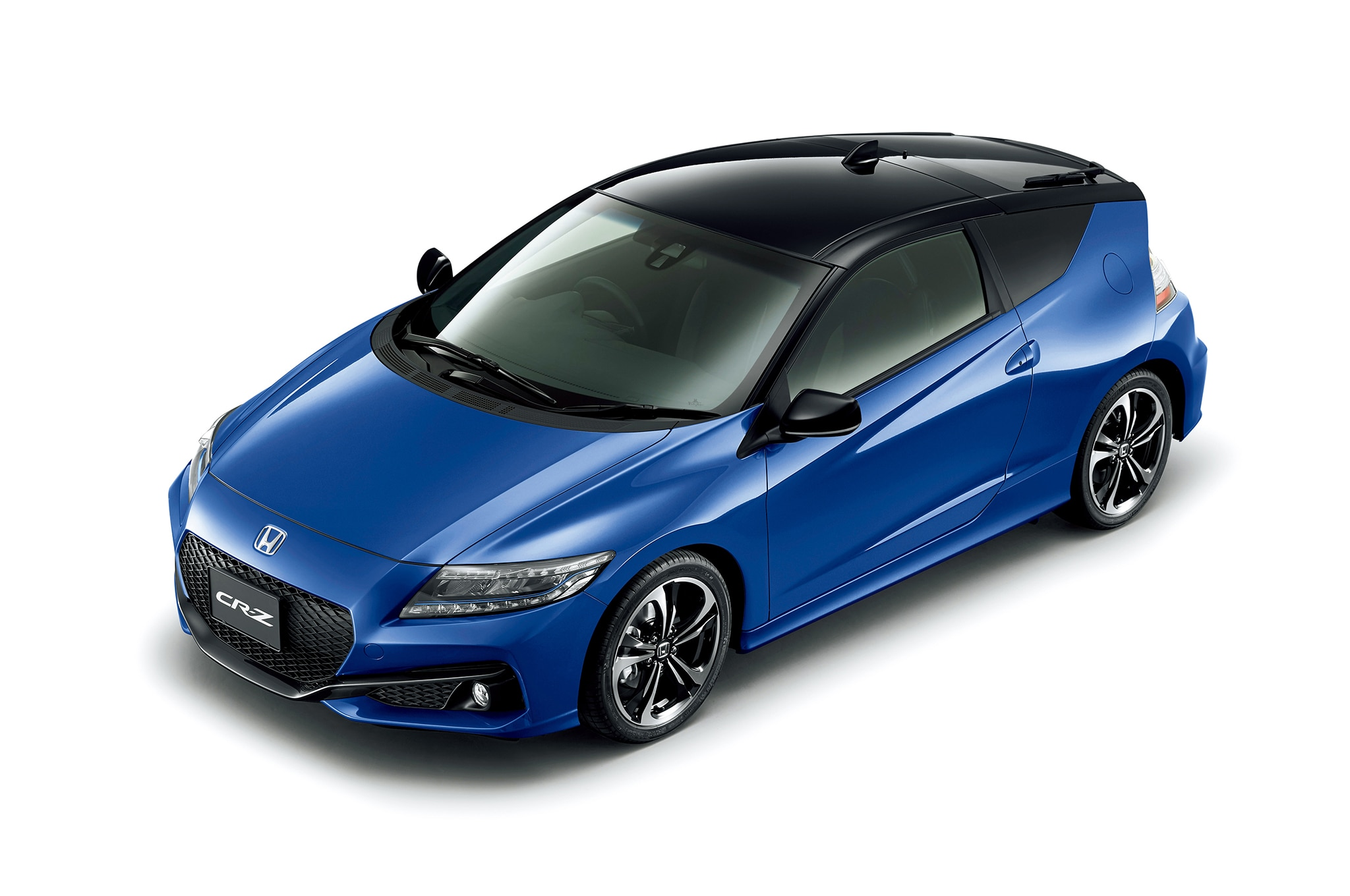 honda cr z hybrid refreshed for japan. Black Bedroom Furniture Sets. Home Design Ideas