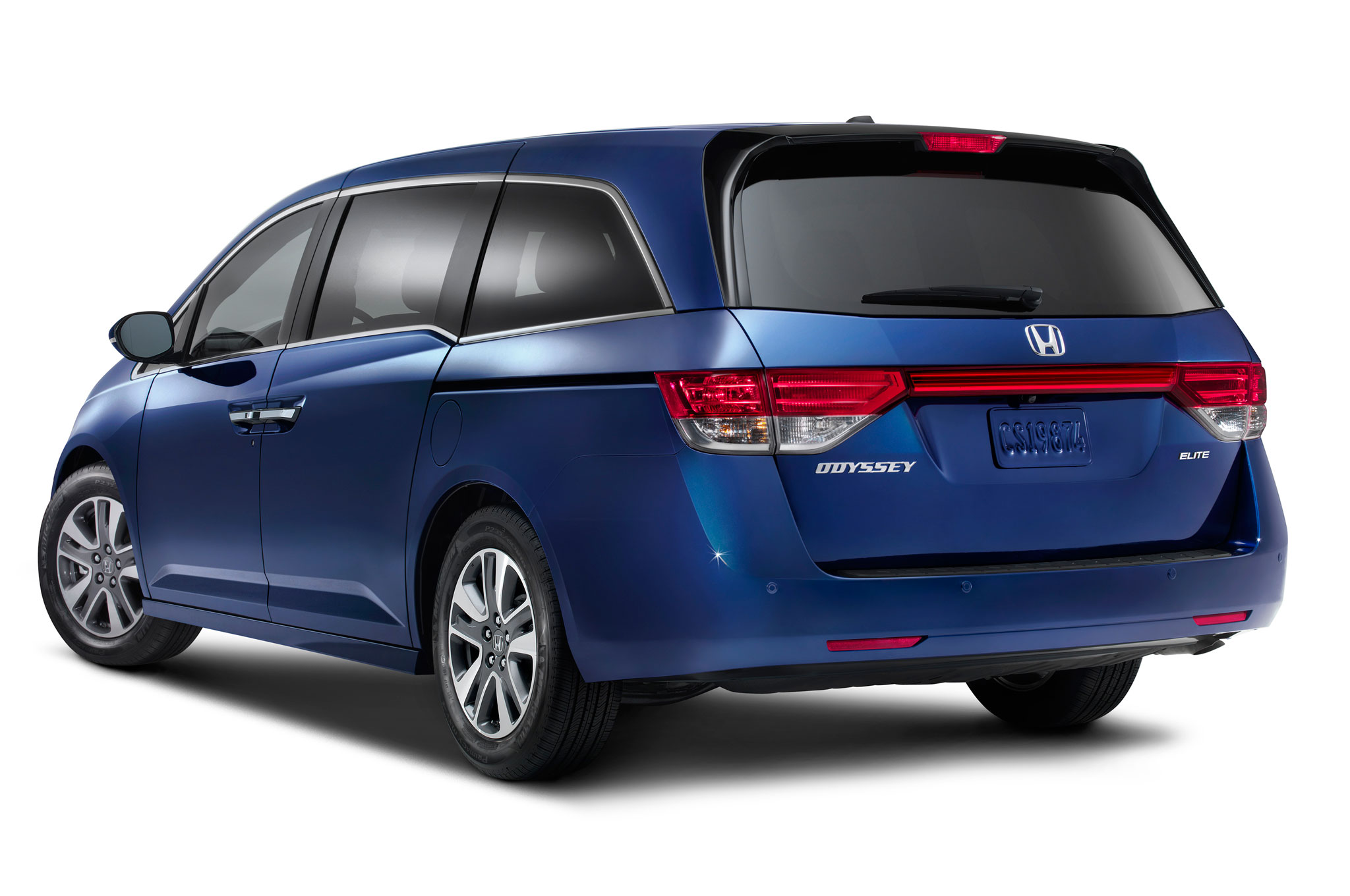 2016 Honda Odyssey Adds SE Trim with More Standard Features