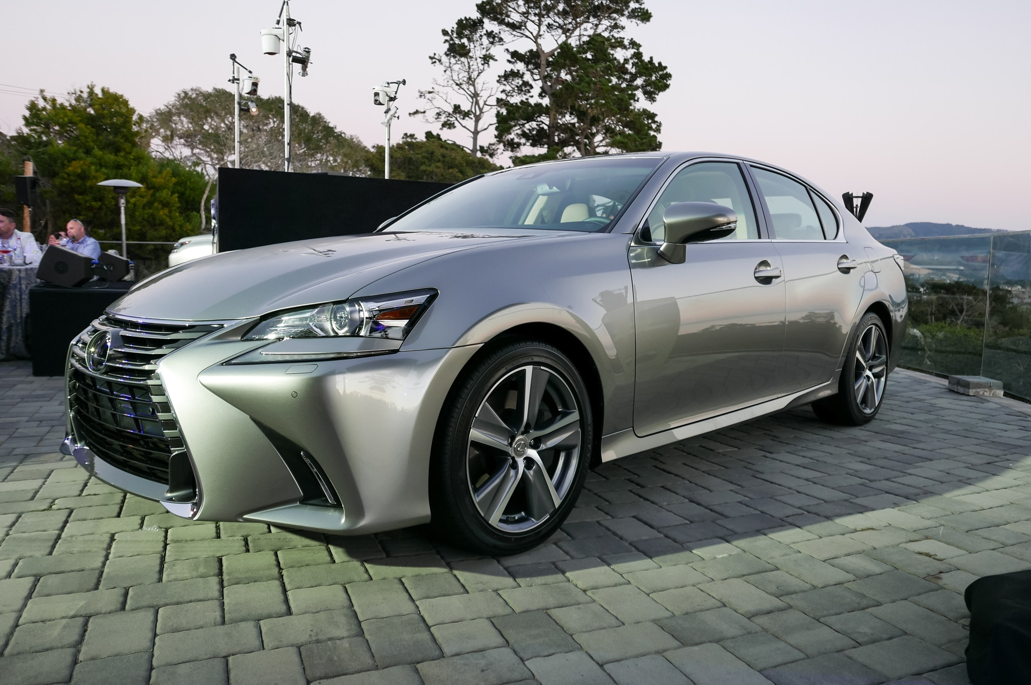 2016 lexus gs refreshed adds turbocharged gs 200t model. Black Bedroom Furniture Sets. Home Design Ideas