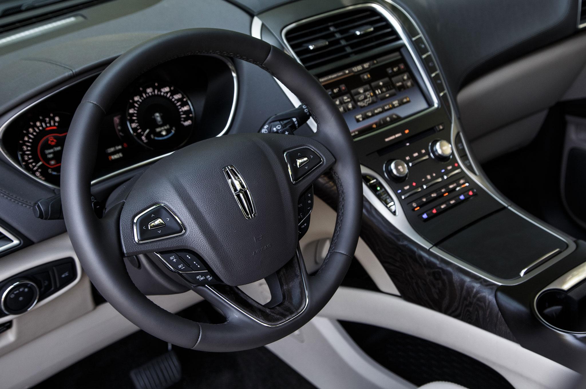 cars lincoln mkx united interior