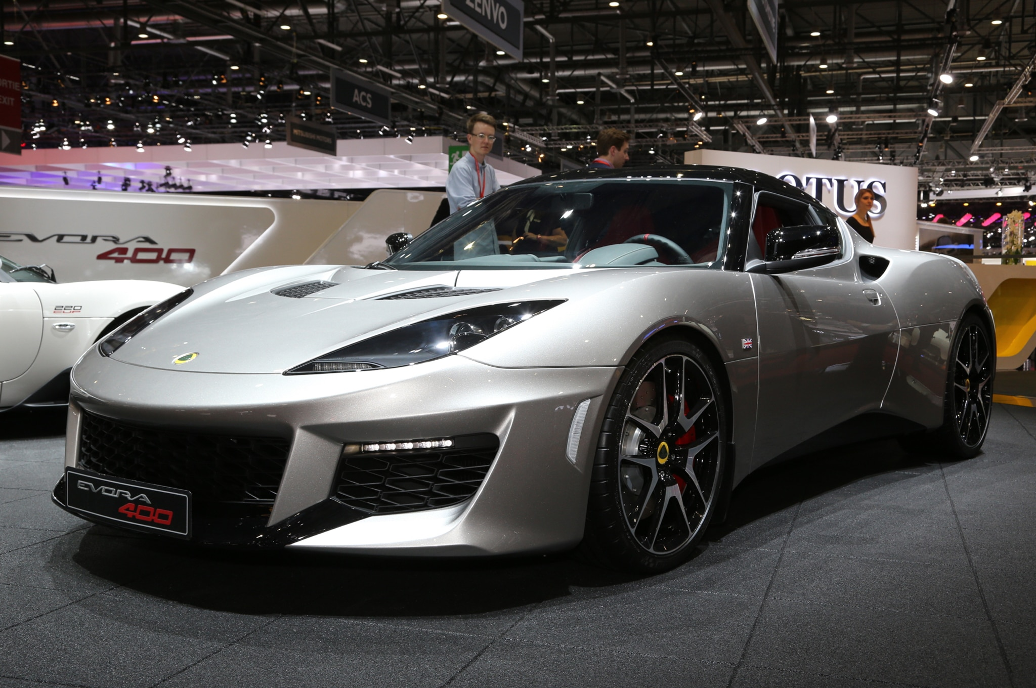 What Is Suspension In Car >> 2017 Lotus Evora 400 Review