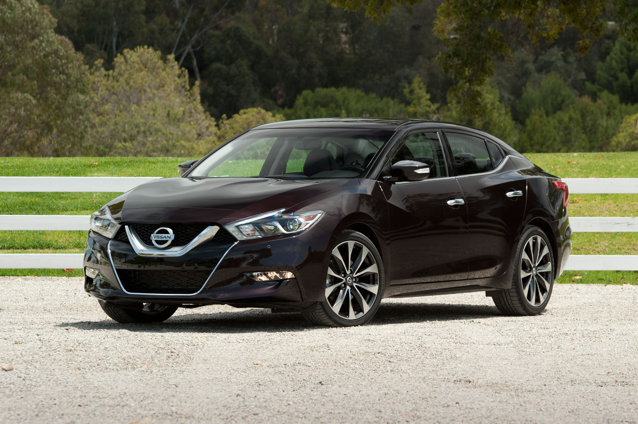 2017 Nissan Maxima Sr One Week With Automobile Magazine