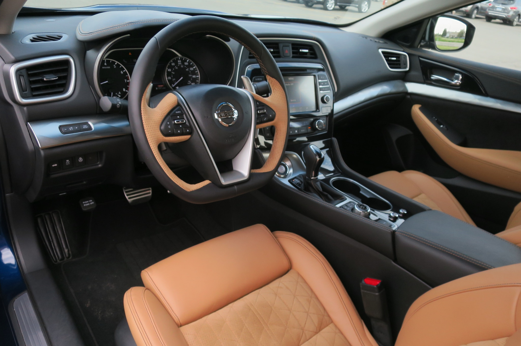 2016 nissan maxima earns nhtsa 5 star rating unrelated gas tank show more vanachro Images