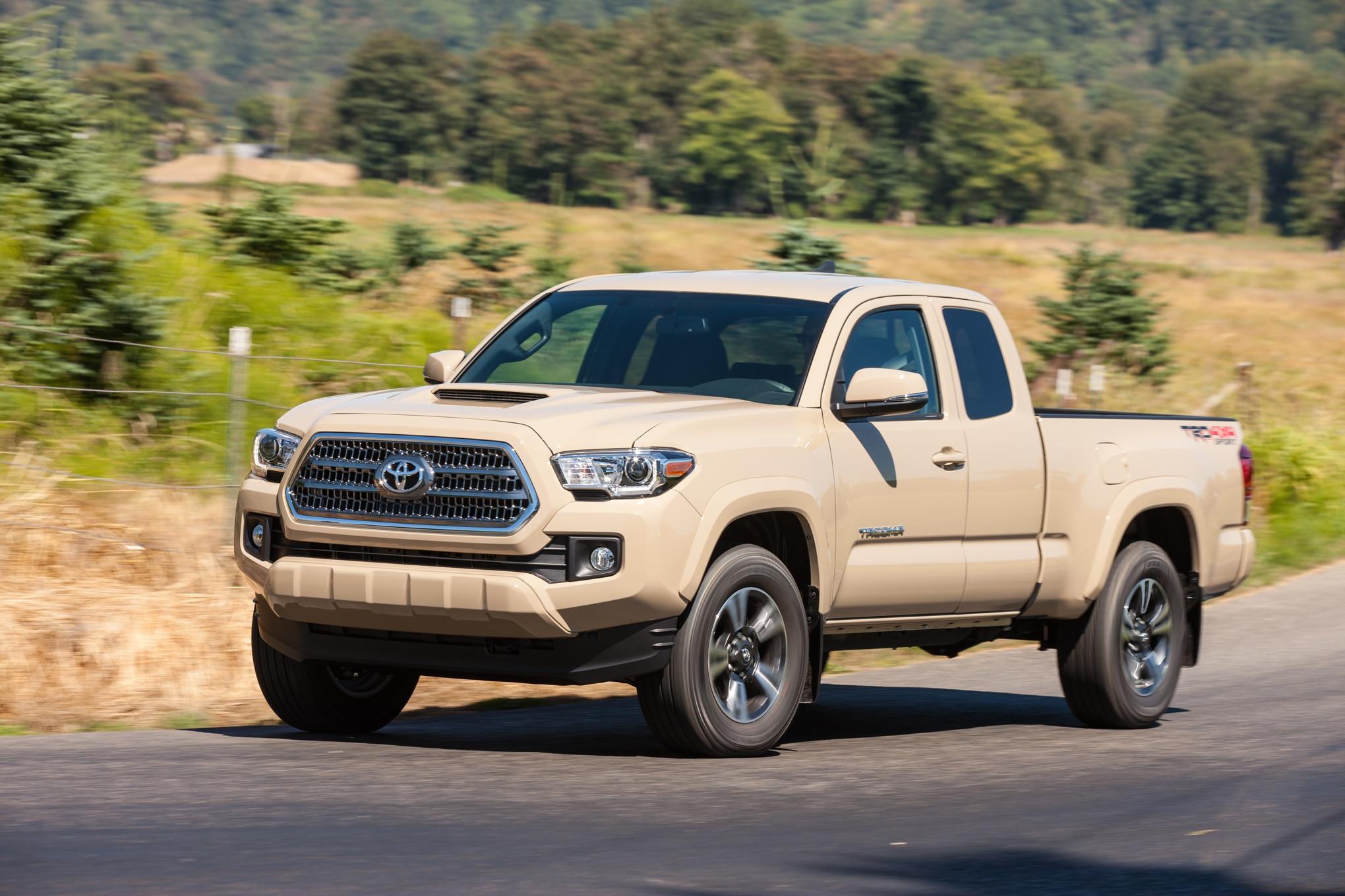Worksheet. 2016 Toyota Tacoma Priced Starting at 24200