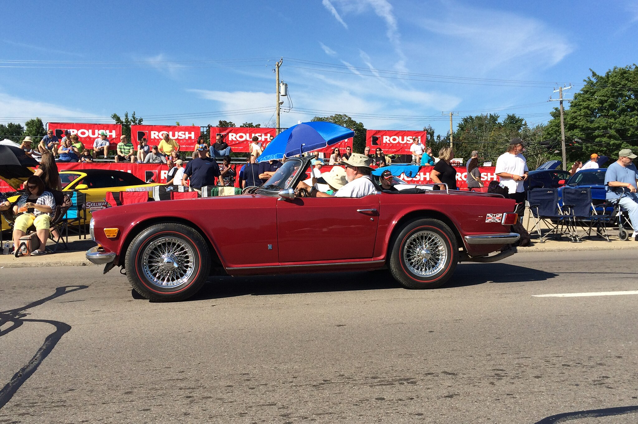 our favorite cars and moments from the 2015 woodward dream cruise. Black Bedroom Furniture Sets. Home Design Ideas