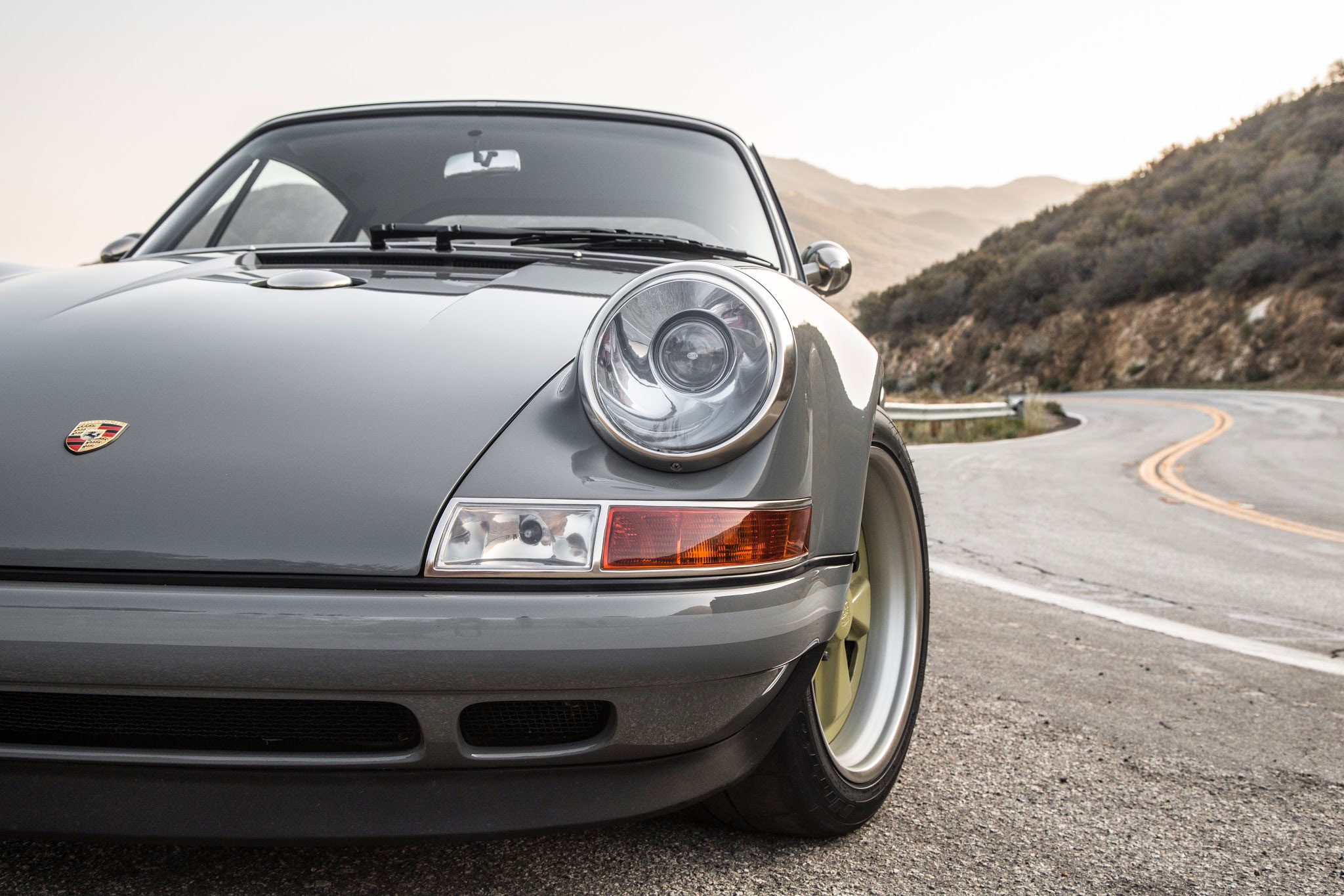 Approximately 34 customers to date have reimagined their cars, and Singer is working with another 60 who want their 911s restored.