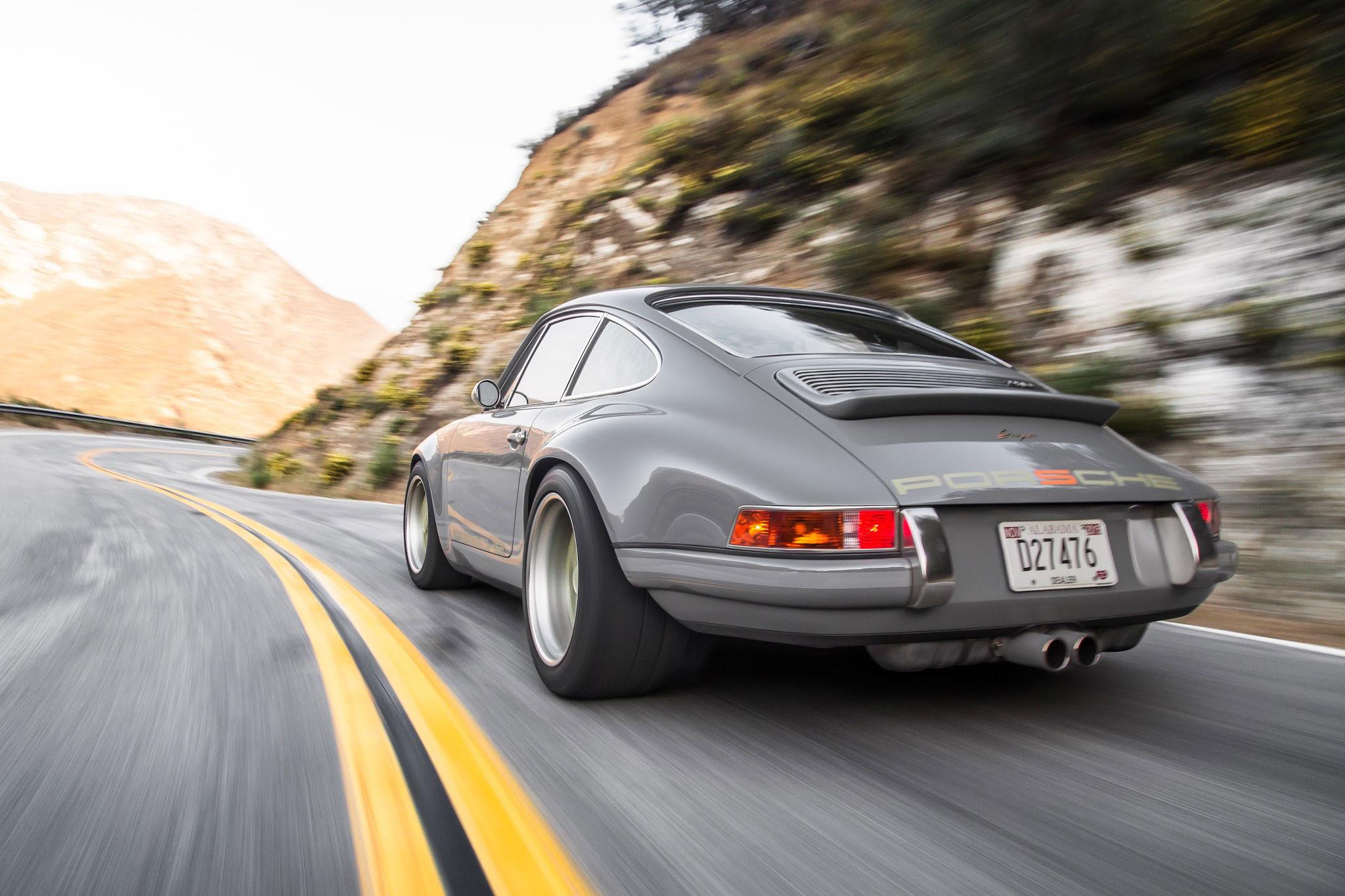 driving the 1990 porsche 911 reimagined by singer vehicle. Black Bedroom Furniture Sets. Home Design Ideas