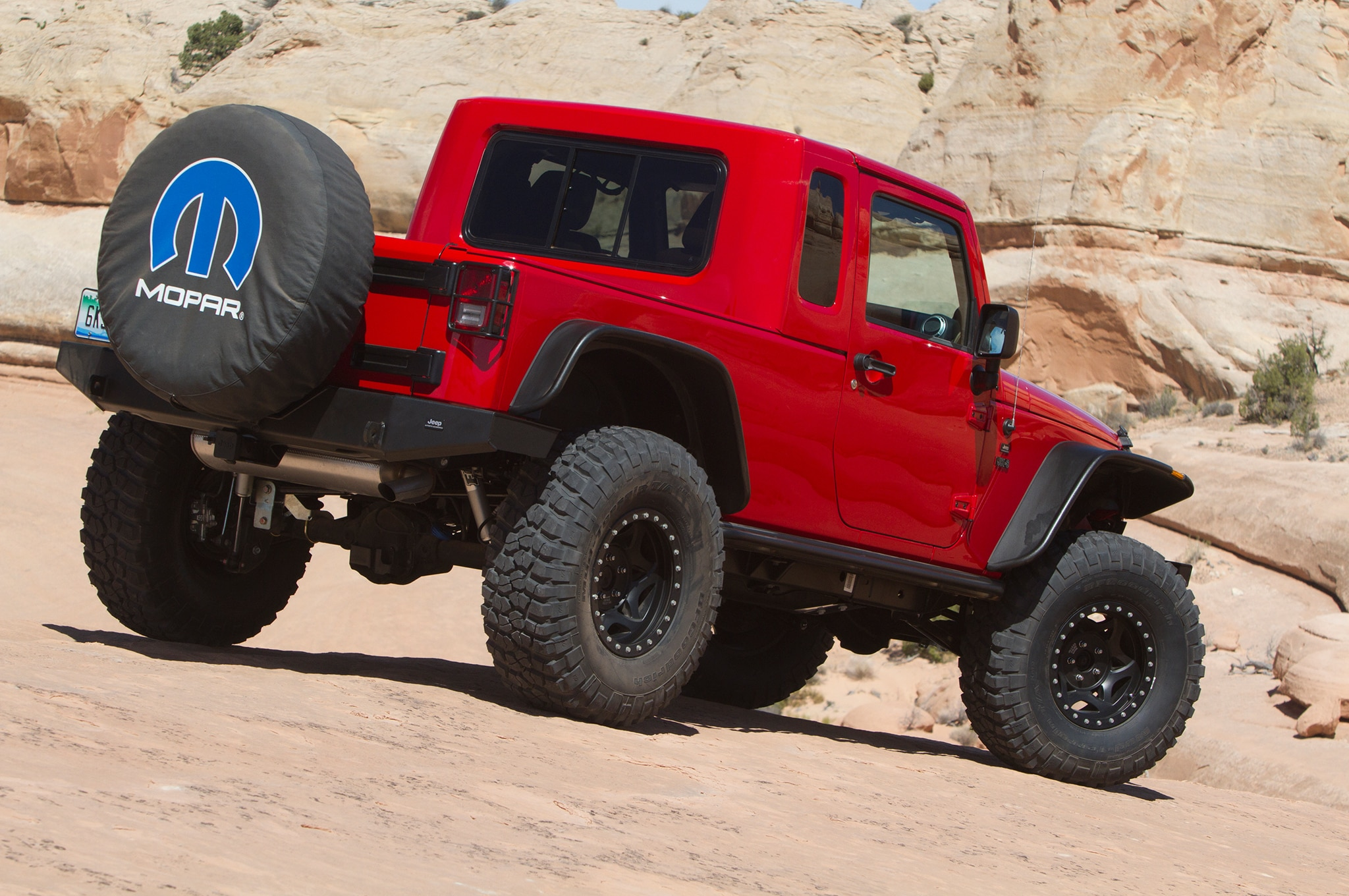 Report Jeep Wrangler Pickup to Be Built in Toledo By 2018 Gallery