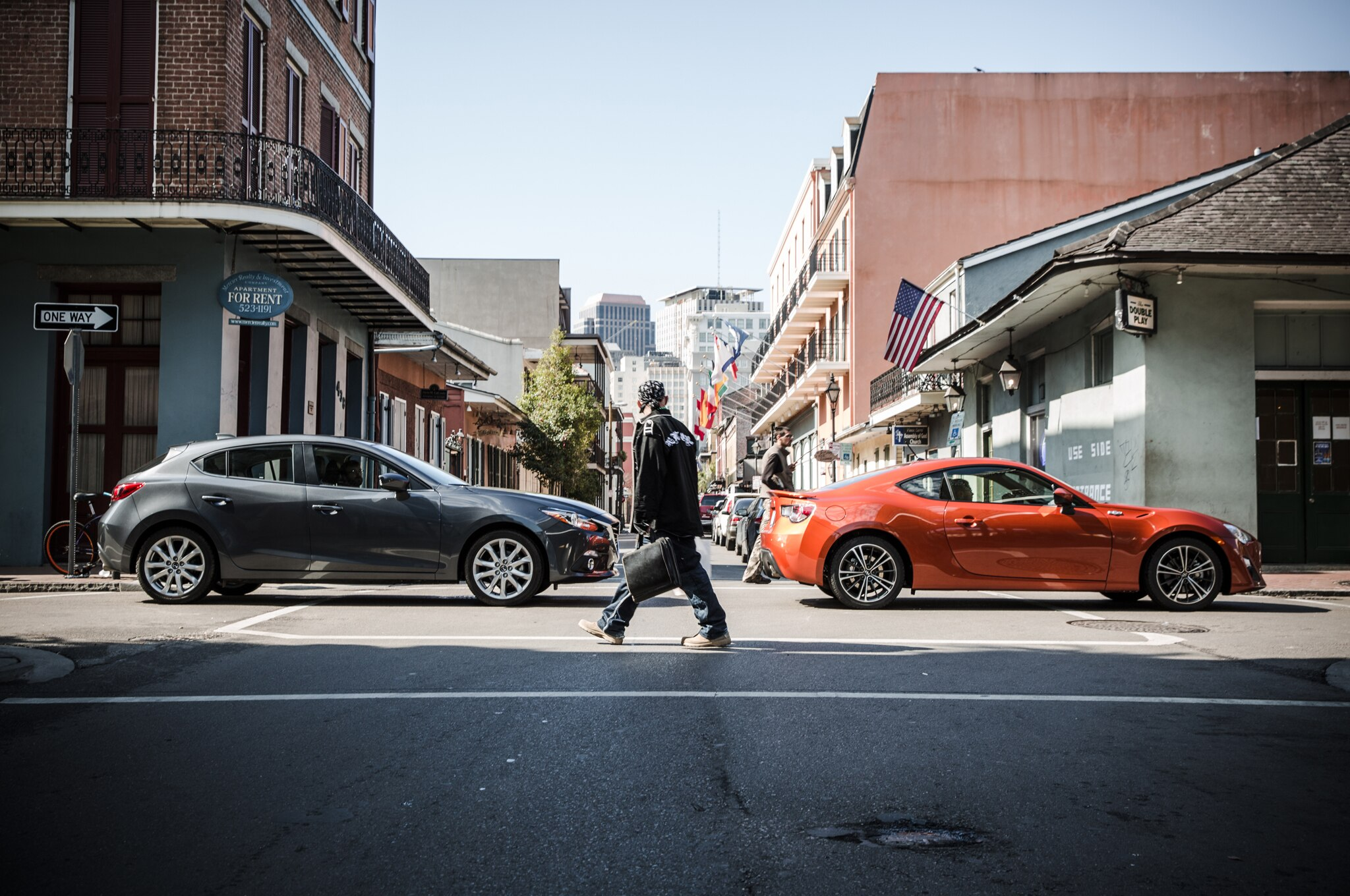 2014 Mazda 3 And Scion Frs New Orleans