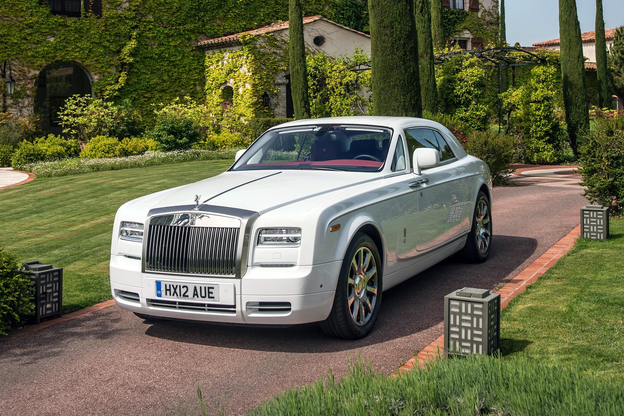 Next Rolls-Royce Phantom To Slim Down Thanks To Aluminum