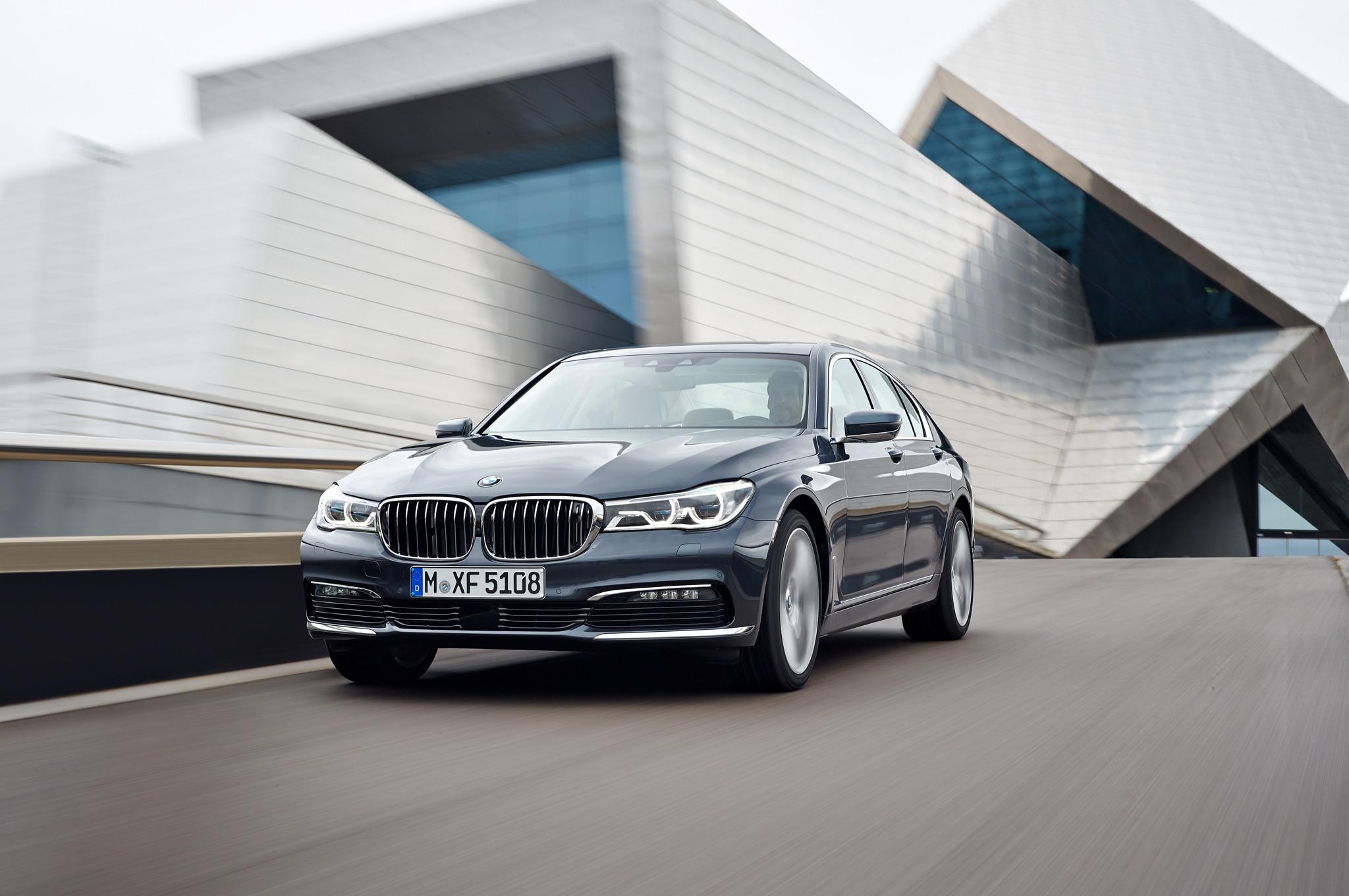 Worksheet. 2016 BMW 7 Series Review