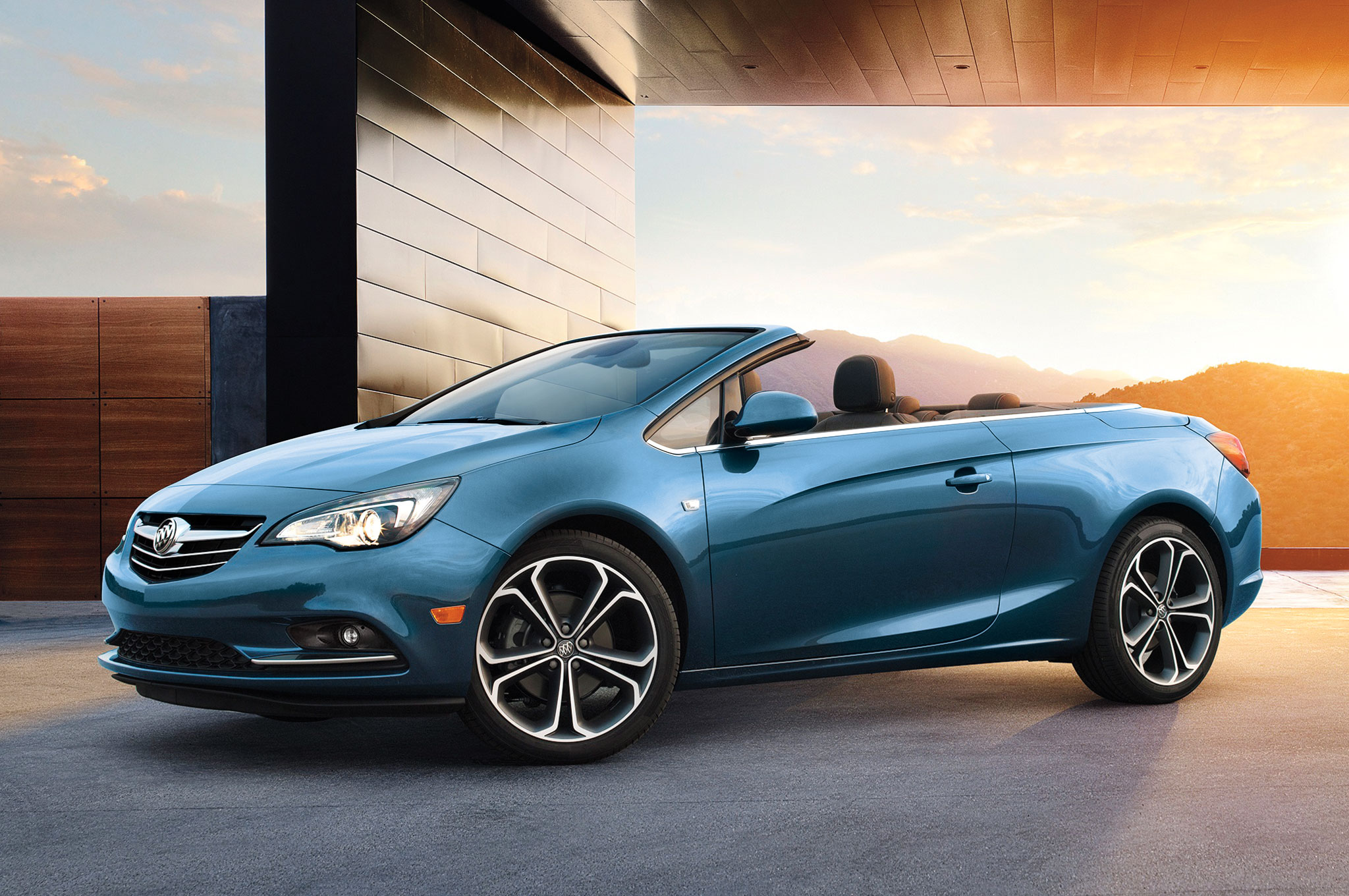 2016 Buick Cascada Convertible Priced Starting At 33 990