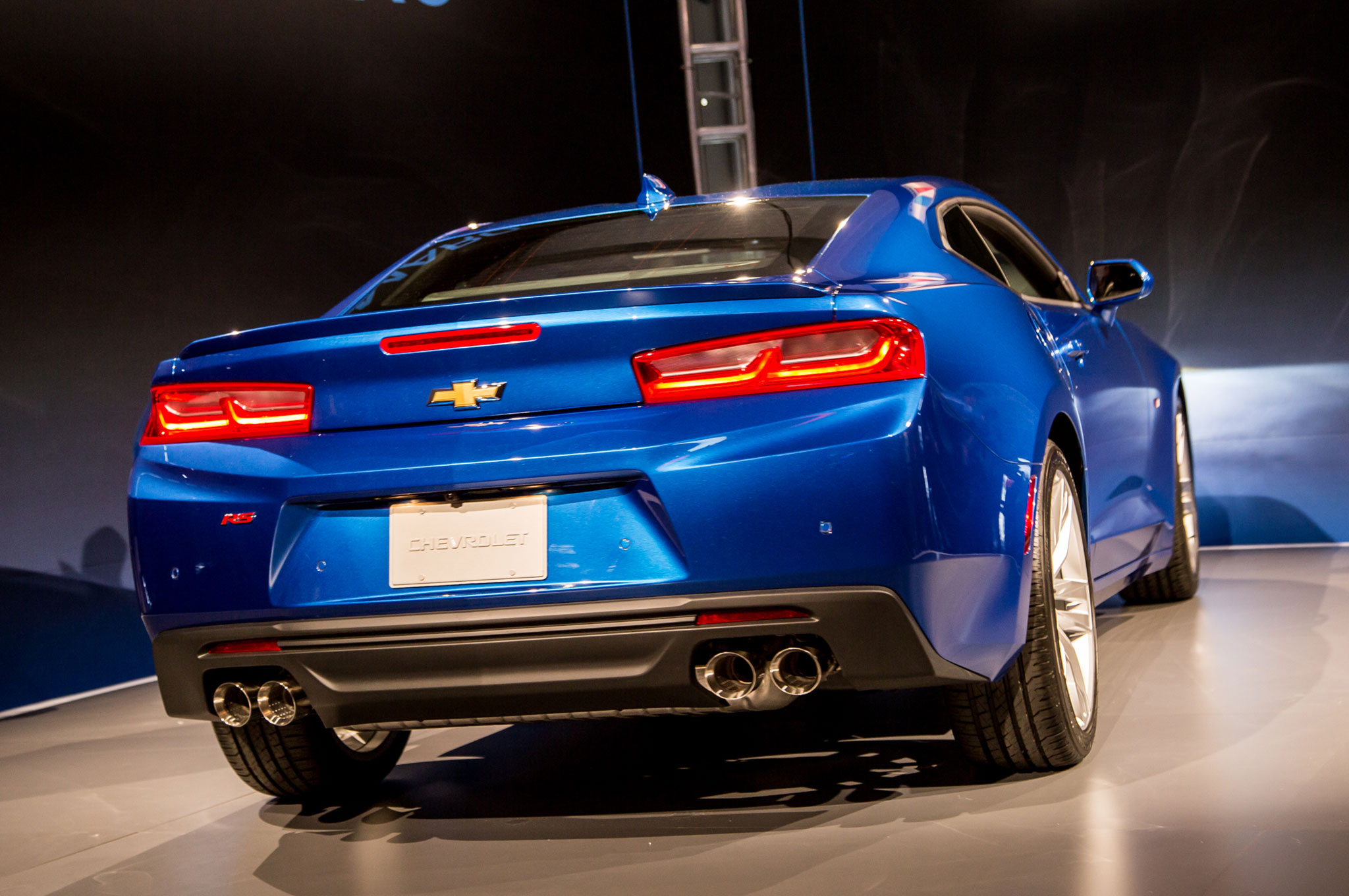 2016 Chevrolet Camaro SS Hits 60 MPH in 4 0 Seconds