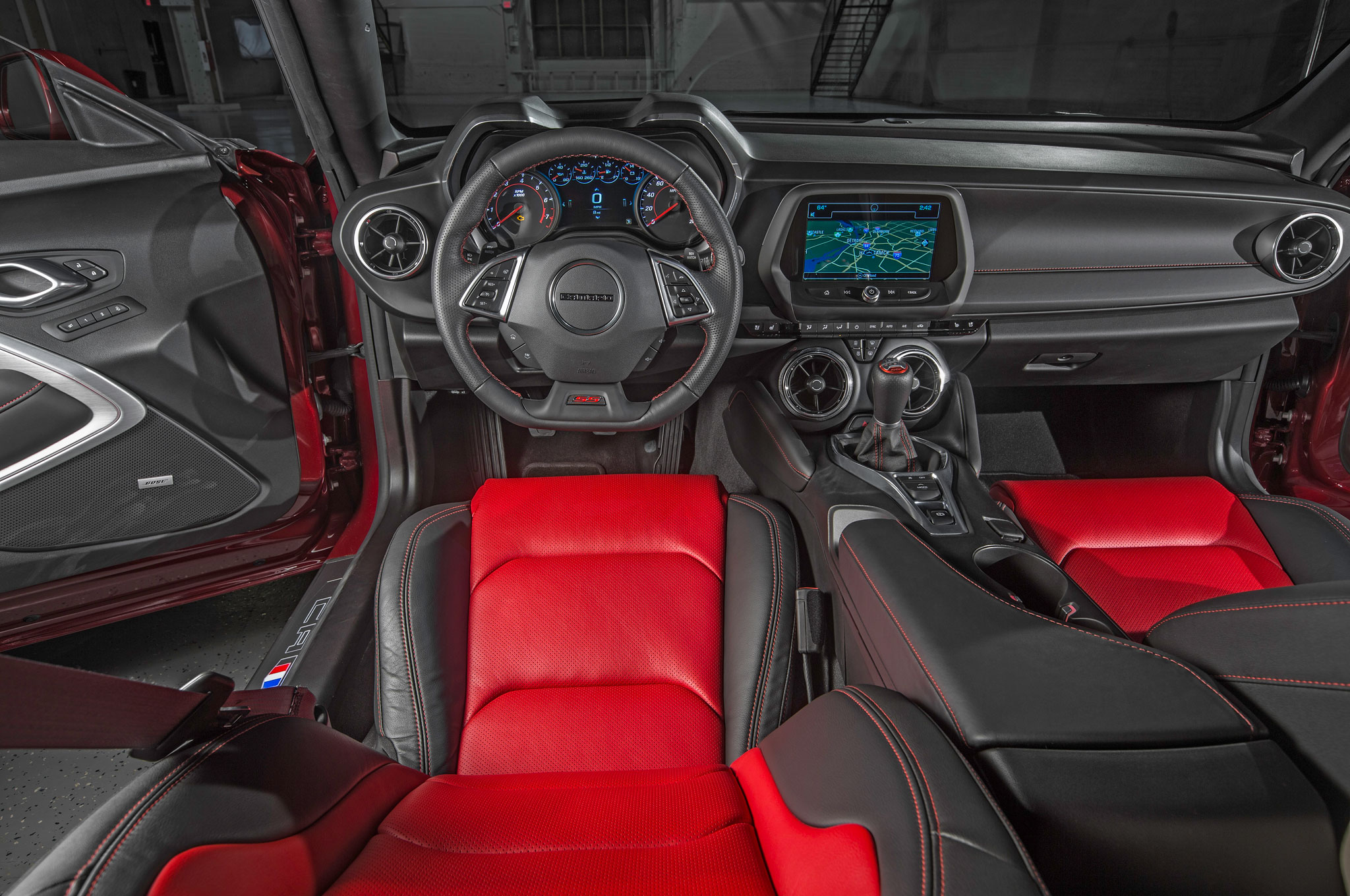 2016 Chevrolet Camaro SS Hits 60 MPH in 40 Seconds