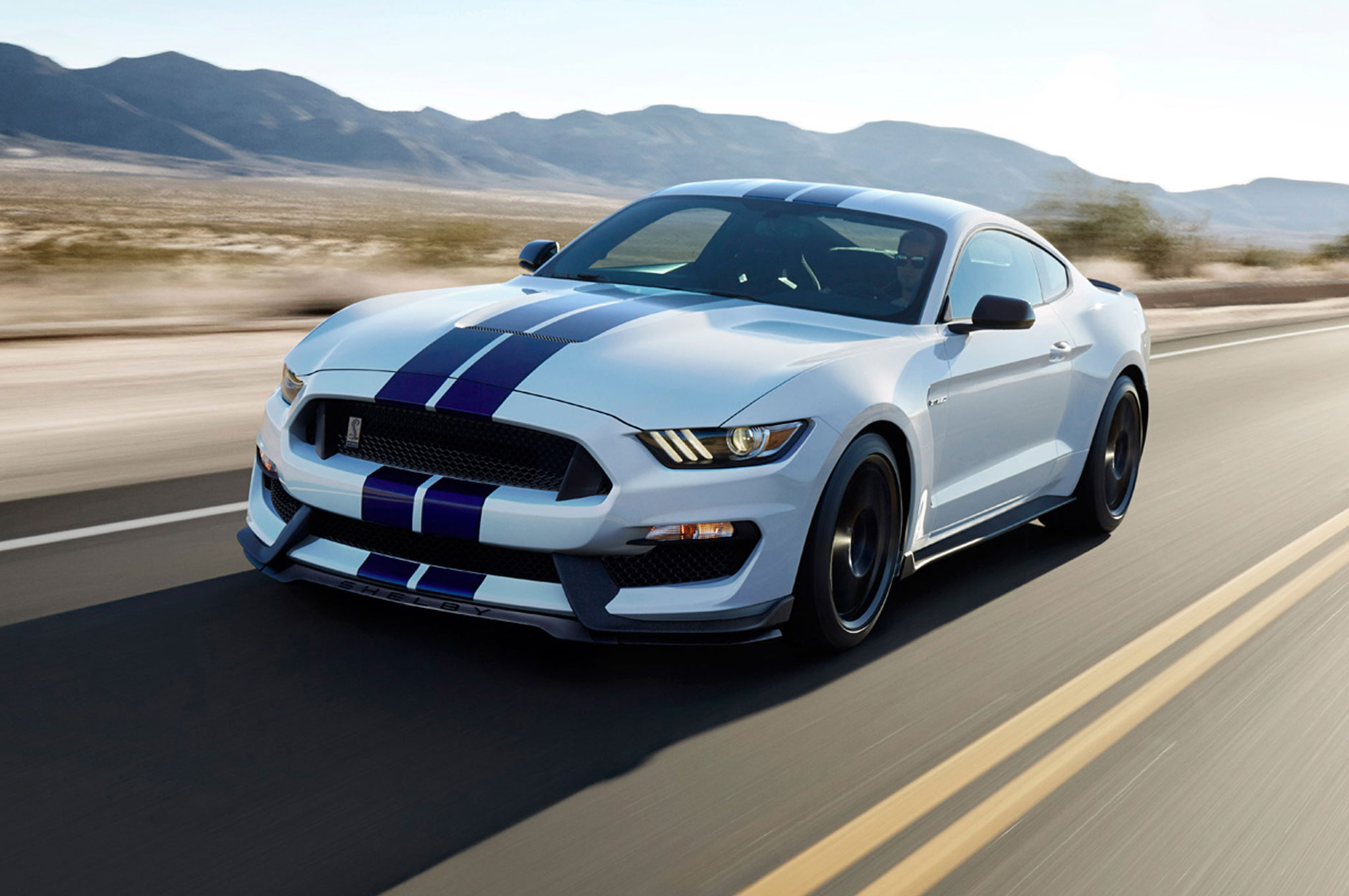 2016 Ford Shelby GT350 Mustang Review