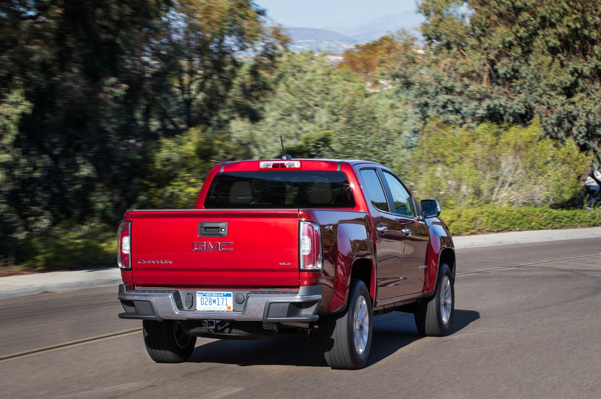 Next-Generation Chevrolet Colorado, GMC Canyon Reportedly Due in 2022   Automobile Magazine