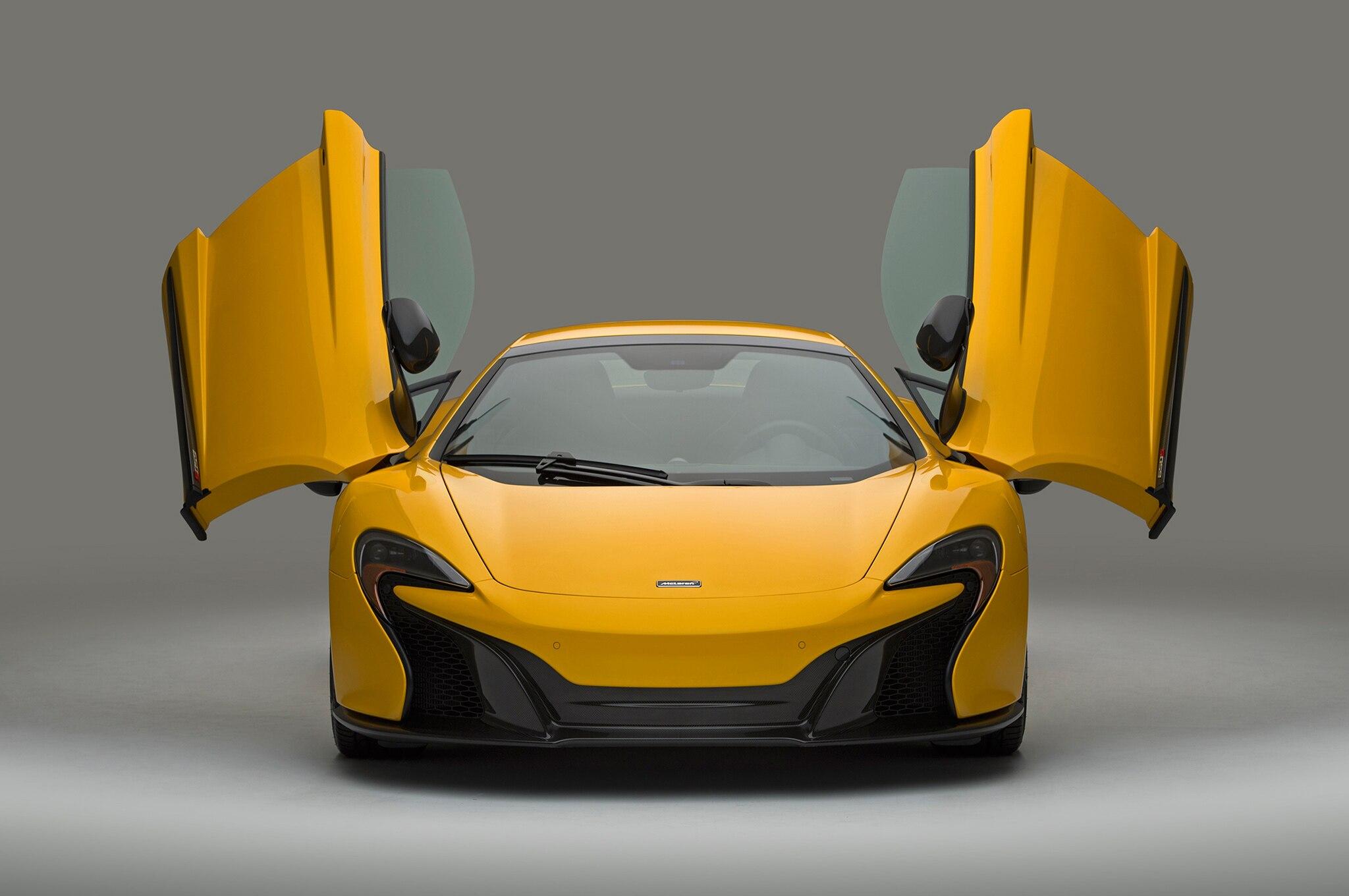 Conner Golden & 2016 McLaren 650S Receives More Standard Carbon-Fiber Trim pezcame.com