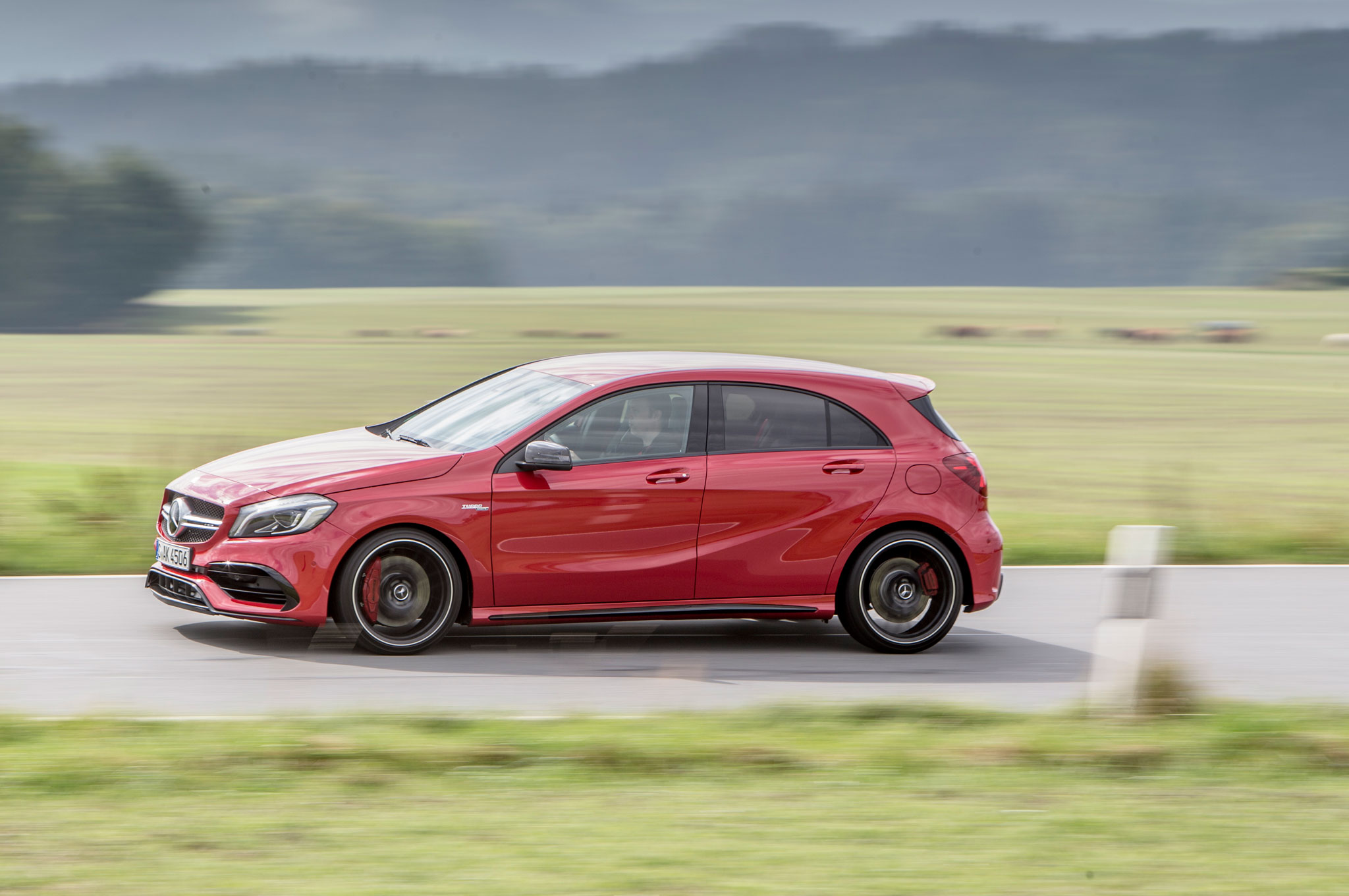 2016 mercedes amg a45 4matic review for Mercedes benz a 45 amg 4matic