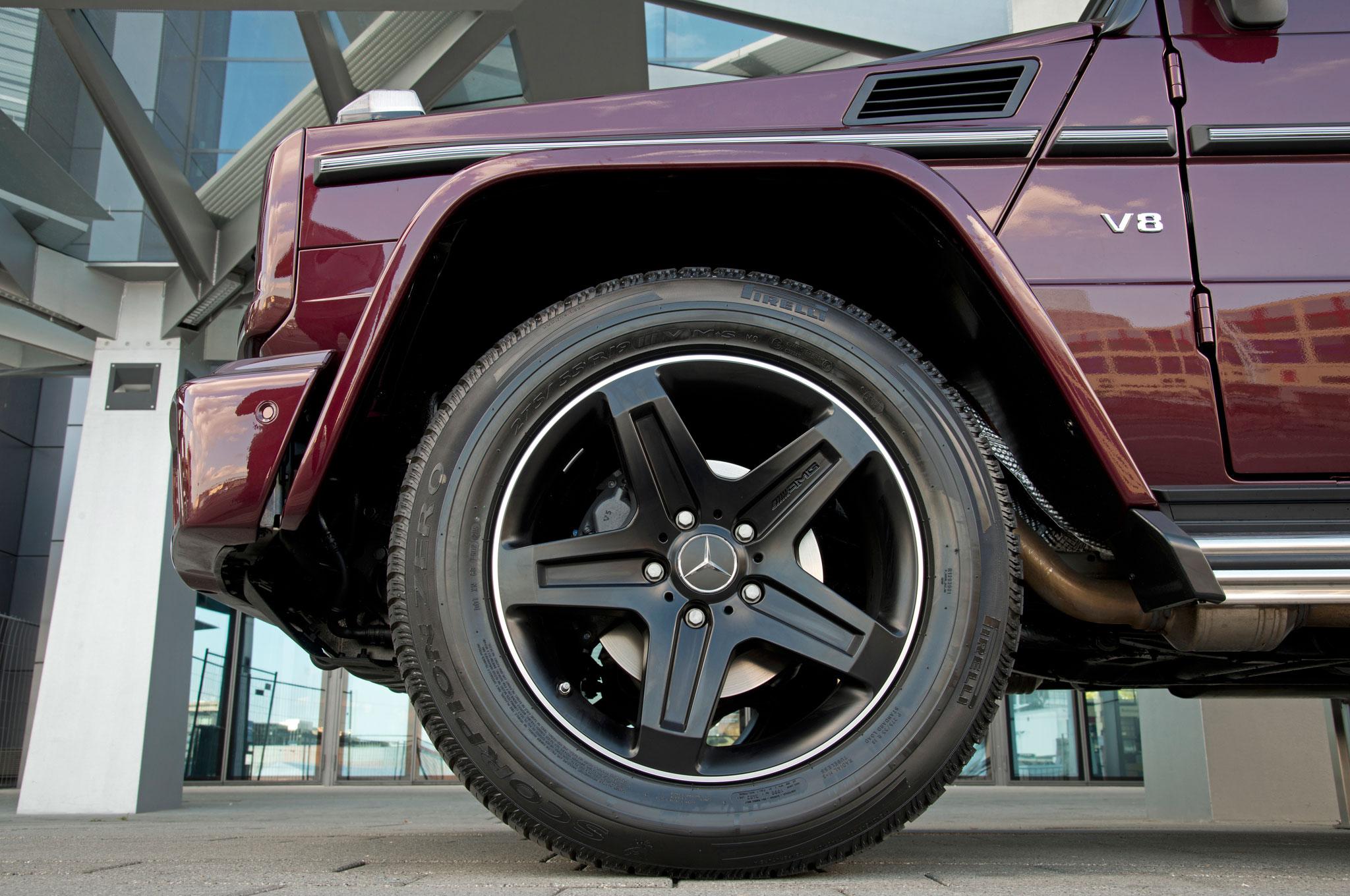 2016 MercedesBenz G550 Review