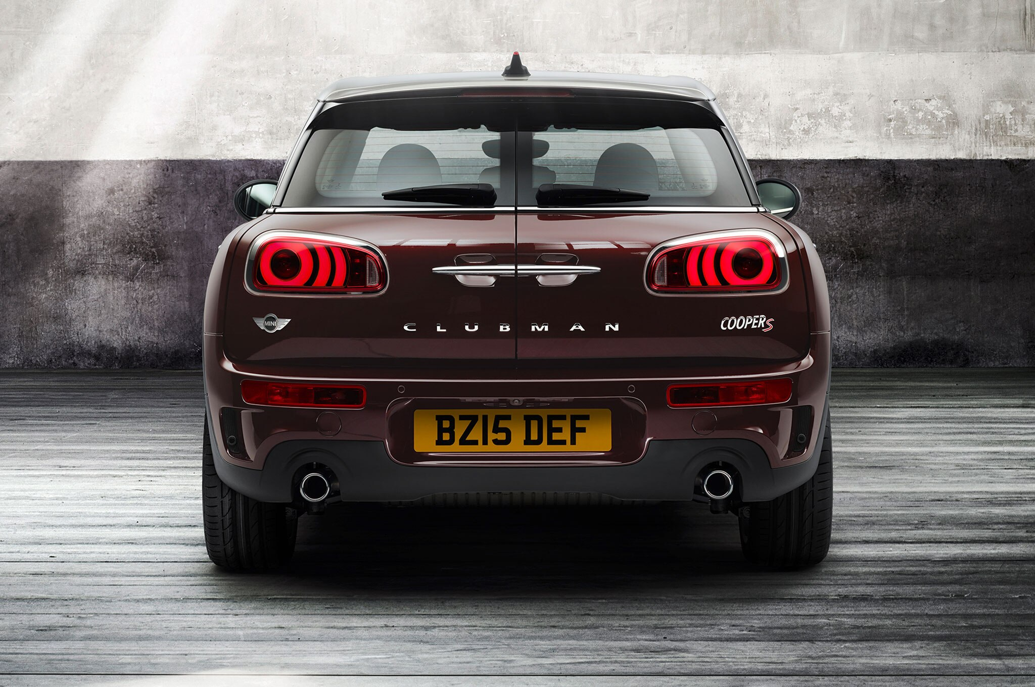 2016 Mini Cooper S Clubman Review