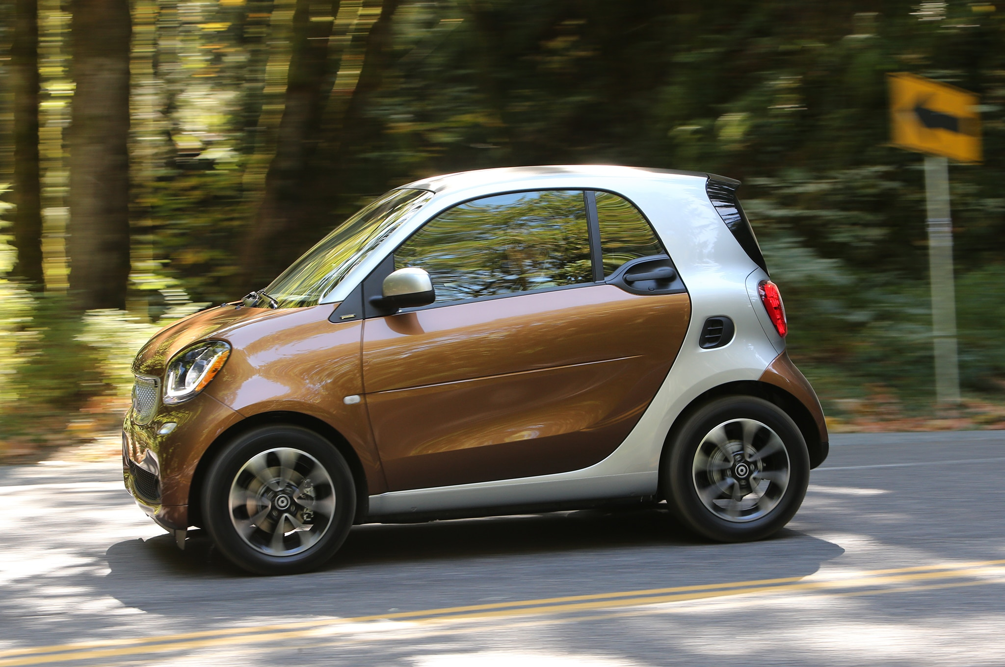 2016 smart fortwo second drive review. Black Bedroom Furniture Sets. Home Design Ideas