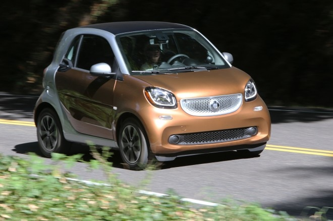 2016 Smart Fortwo Second Drive Review