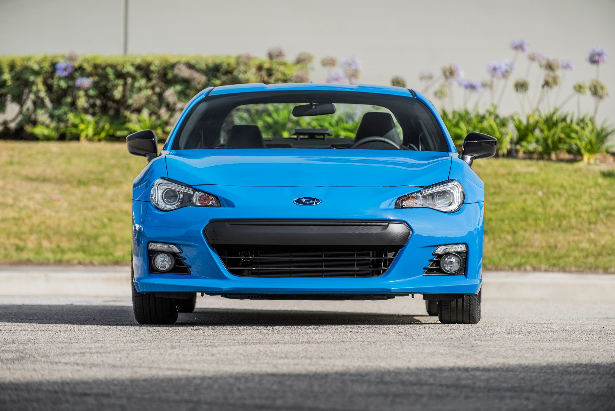 subaru brz wrx sti series hyperblue models priced. Black Bedroom Furniture Sets. Home Design Ideas