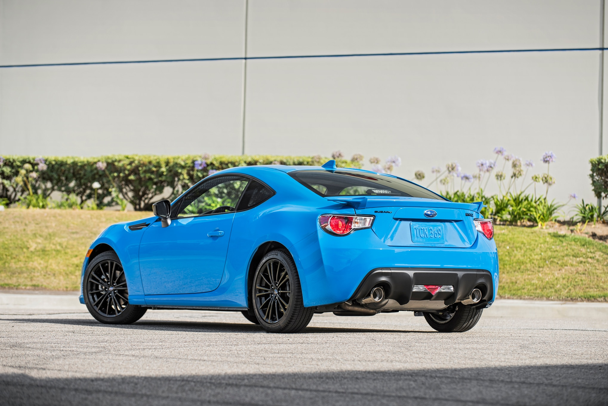 Subaru BRZ, WRX STI Series.HyperBlue Models Priced